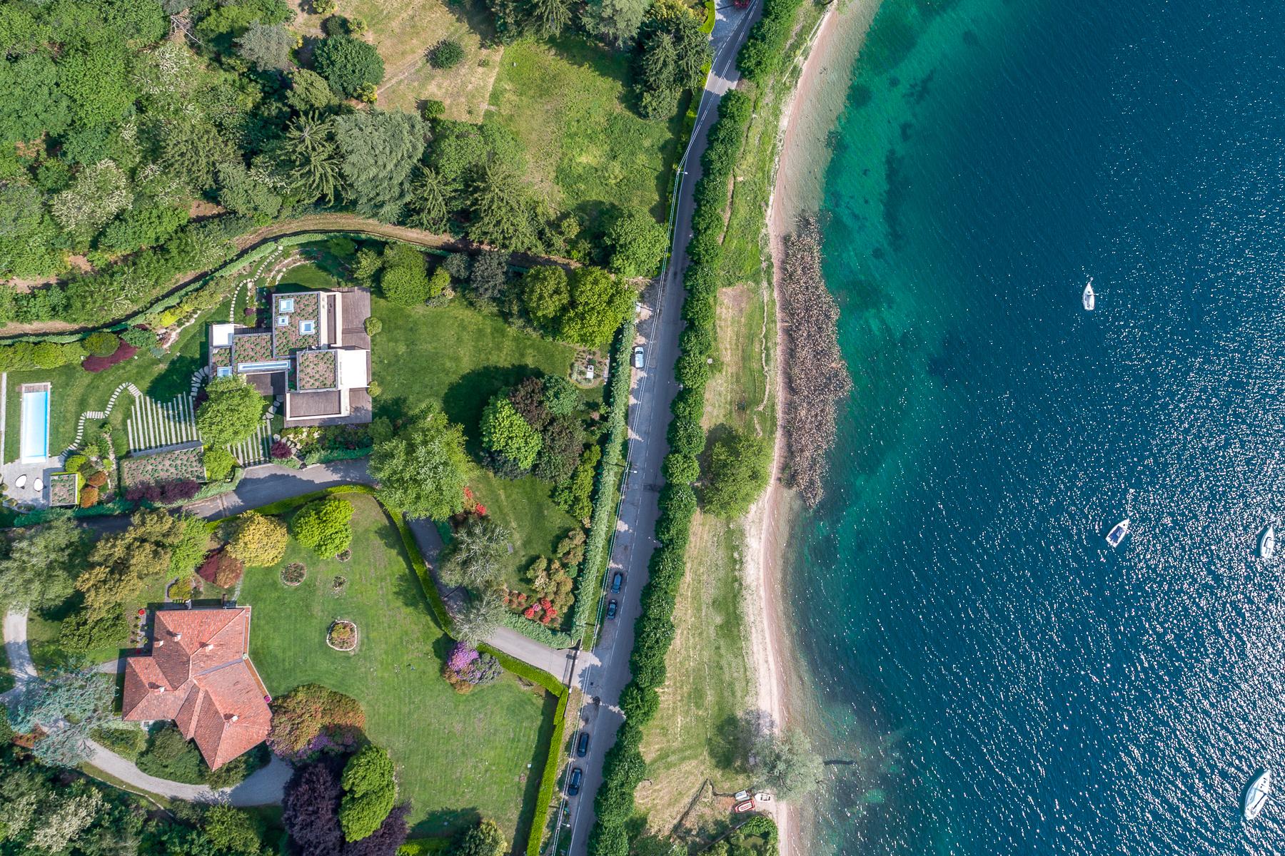 Villa in Vendita a Angera: 5 locali, 460 mq - Foto 28