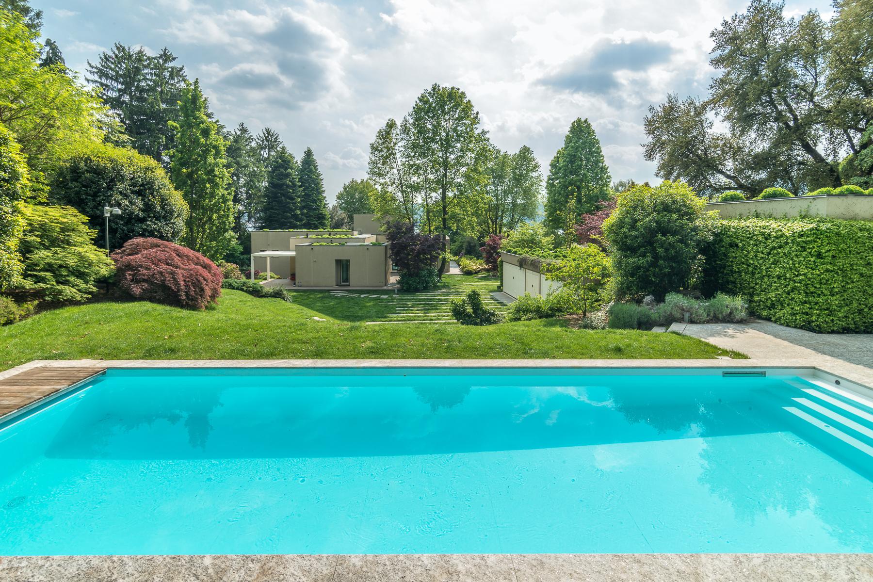 Villa in Vendita a Angera: 5 locali, 460 mq - Foto 27