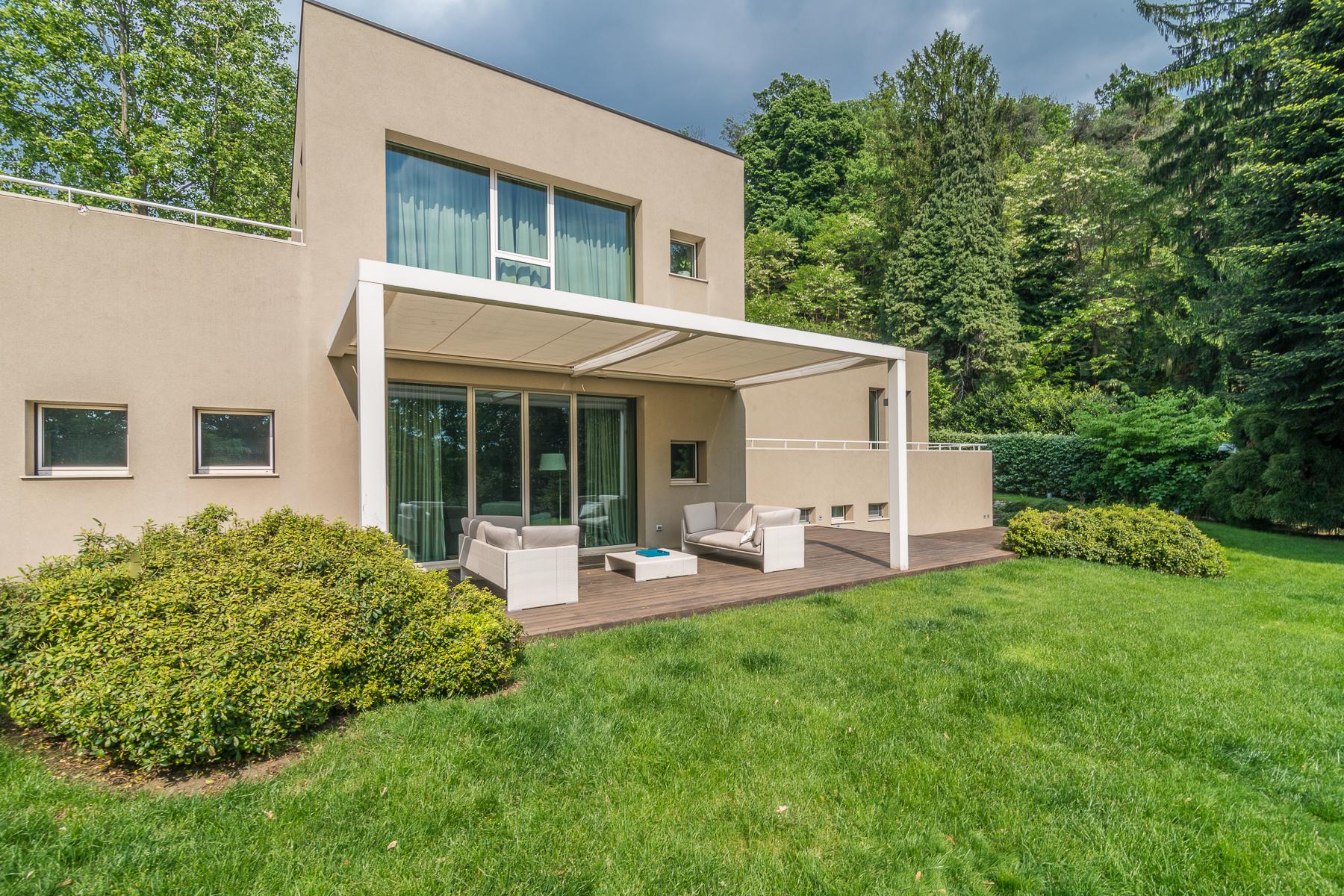 Villa in Vendita a Angera: 5 locali, 460 mq - Foto 7