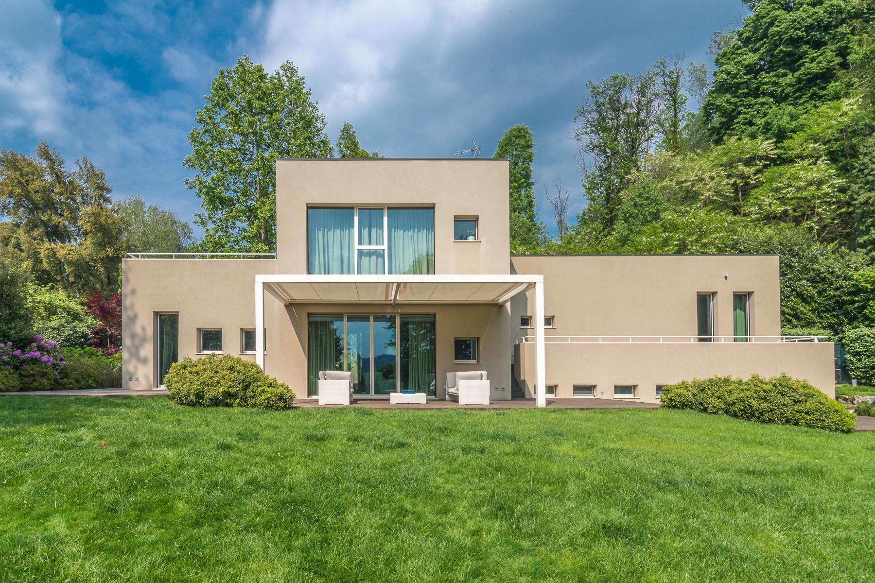 Villa in Vendita a Angera: 5 locali, 460 mq - Foto 4