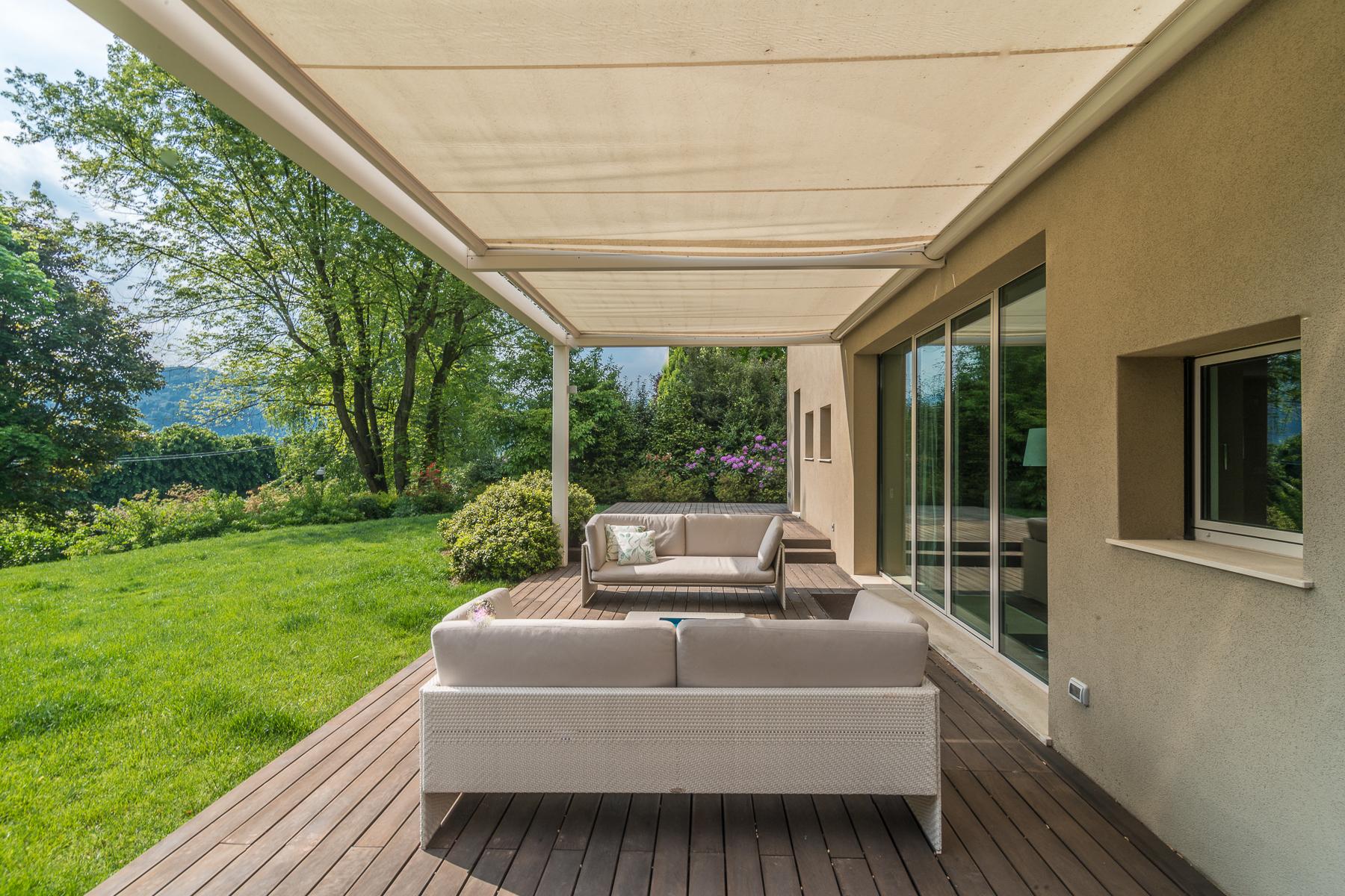 Villa in Vendita a Angera: 5 locali, 460 mq - Foto 6
