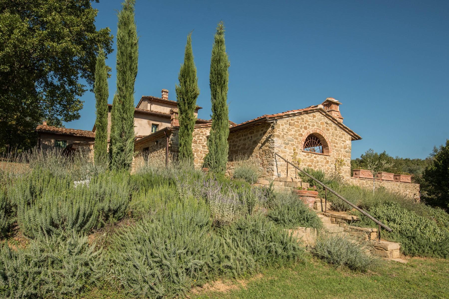 Villa in Vendita a Monte San Savino: 5 locali, 340 mq - Foto 14