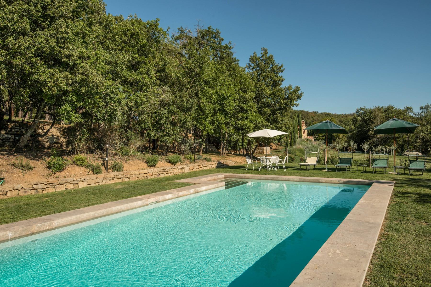 Villa in Vendita a Monte San Savino: 5 locali, 340 mq - Foto 3