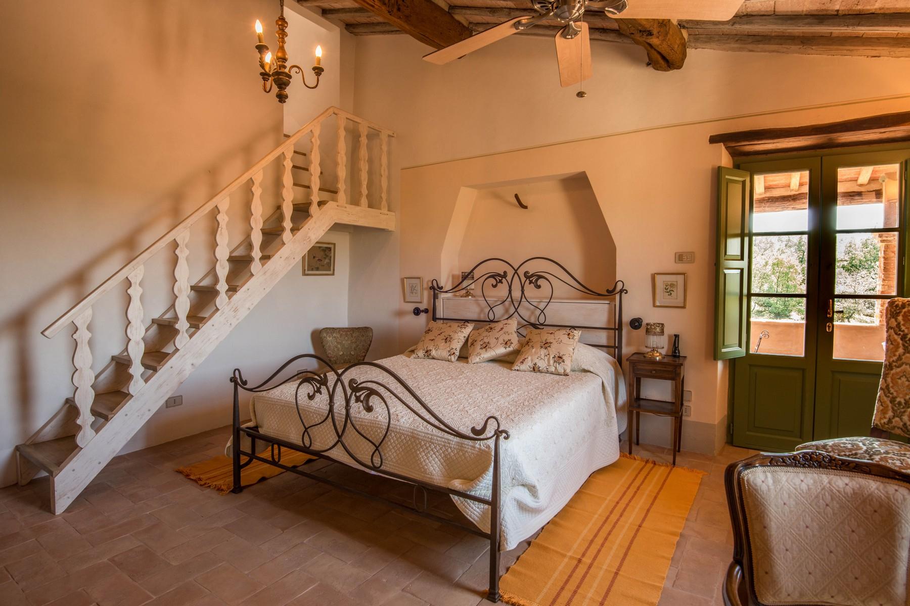 Villa in Vendita a Monte San Savino: 5 locali, 340 mq - Foto 21