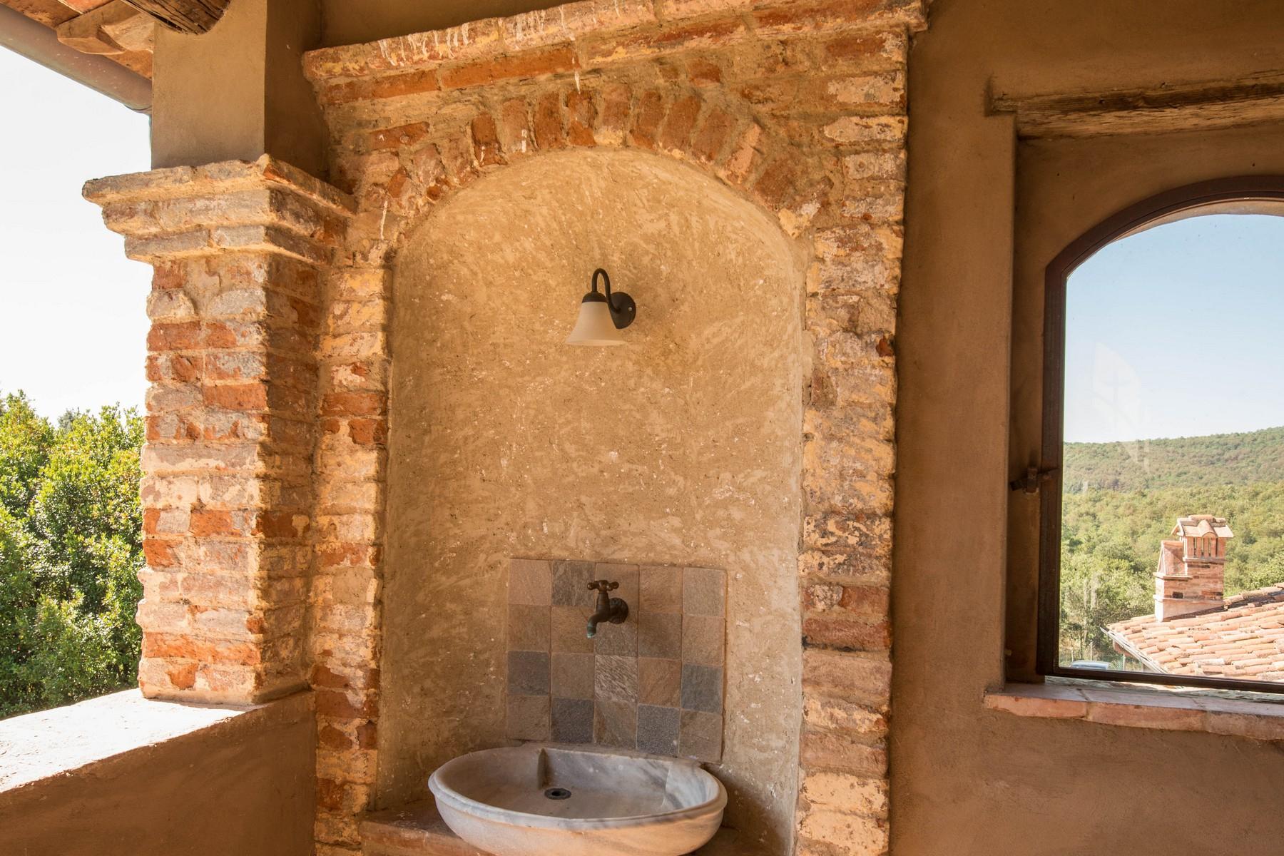 Villa in Vendita a Monte San Savino: 5 locali, 340 mq - Foto 17