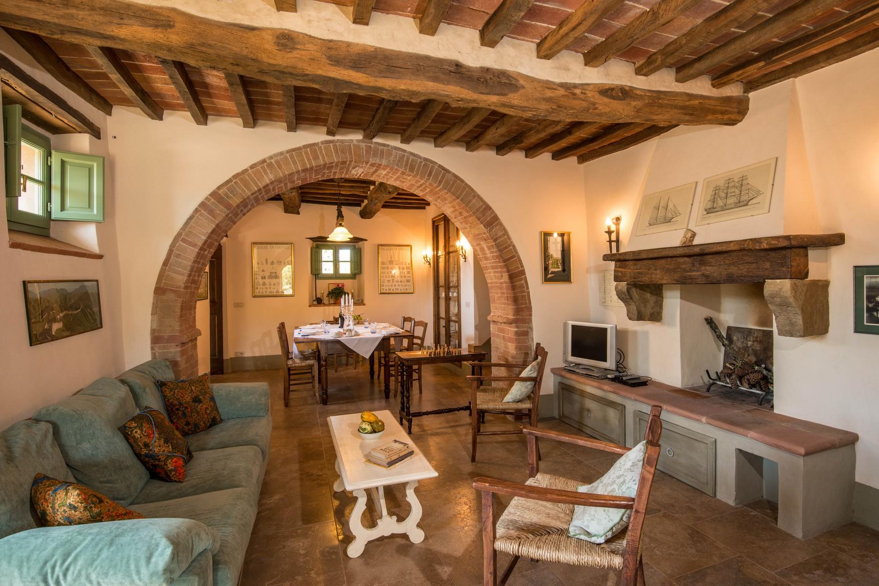 Villa in Vendita a Monte San Savino: 5 locali, 340 mq - Foto 28