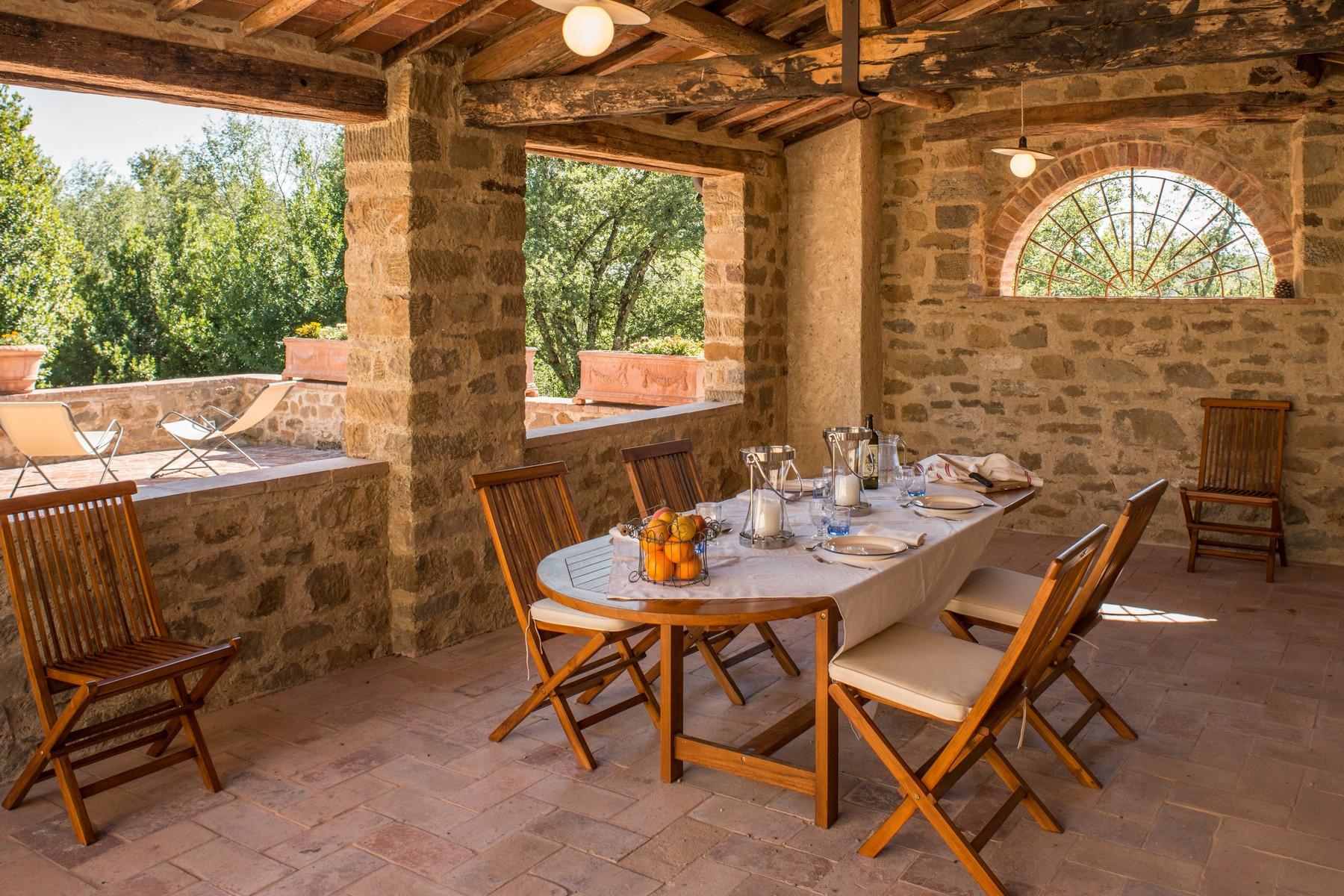 Villa in Vendita a Monte San Savino: 5 locali, 340 mq - Foto 24