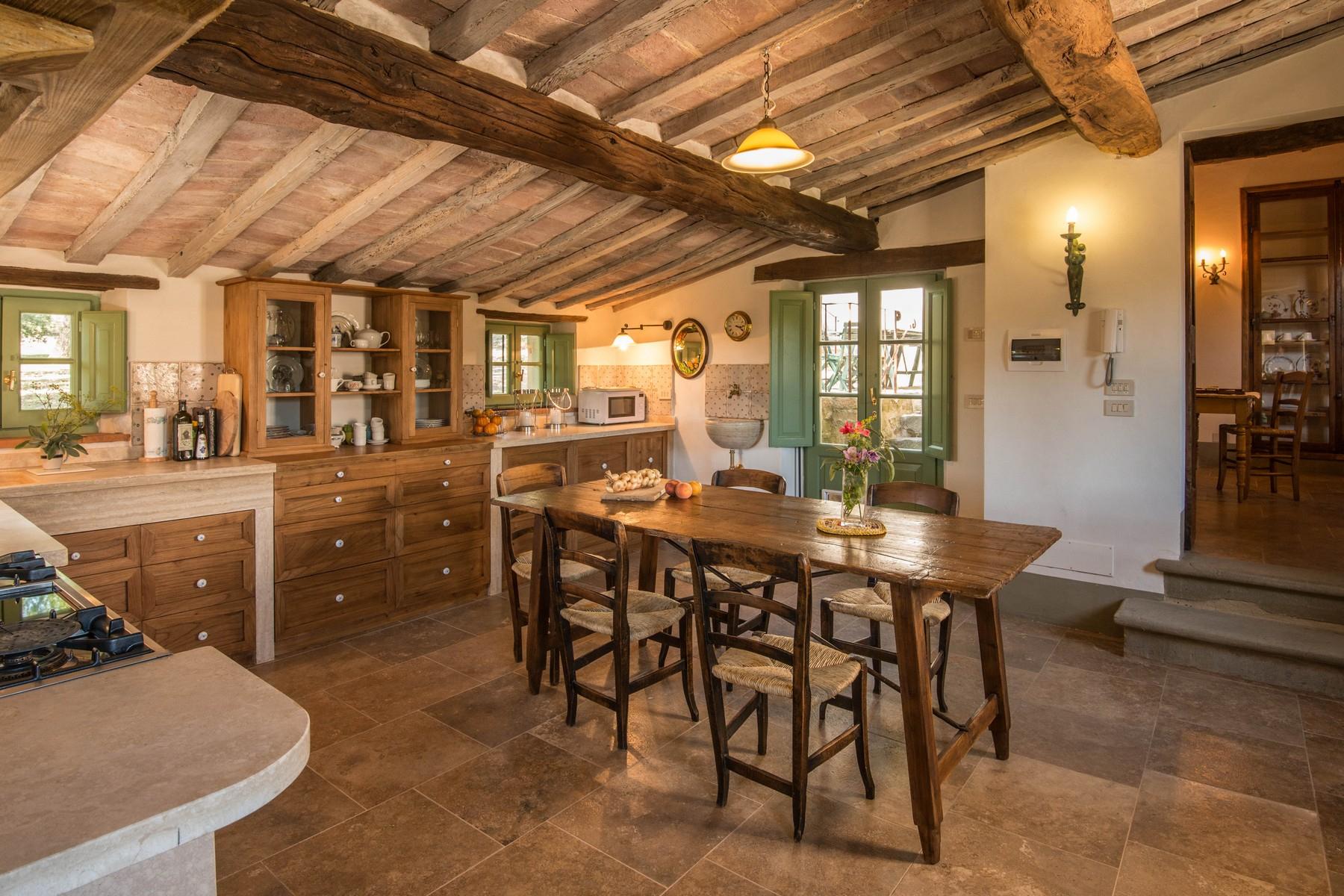 Villa in Vendita a Monte San Savino: 5 locali, 340 mq - Foto 19