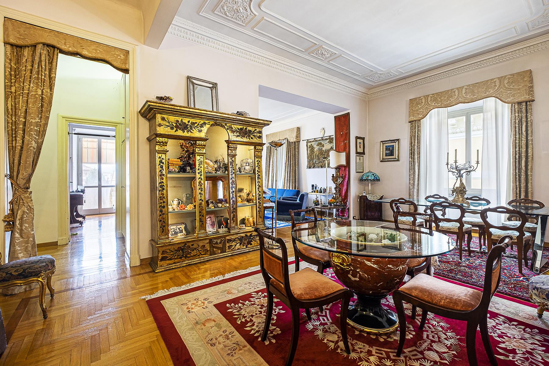 Appartamento in Vendita a Roma 03 Trieste / Somalia / Salario: 5 locali, 212 mq