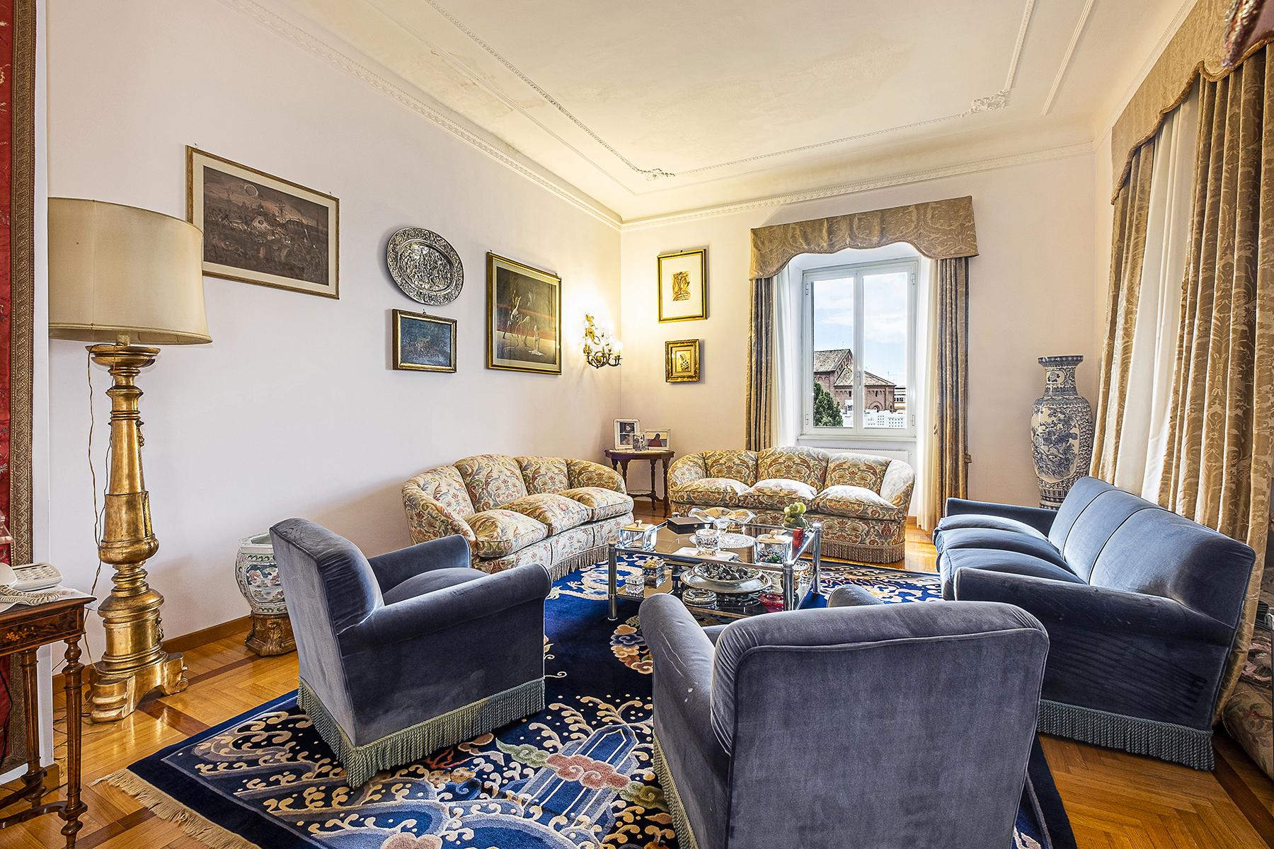 Appartamento in Vendita a Roma: 5 locali, 212 mq - Foto 8