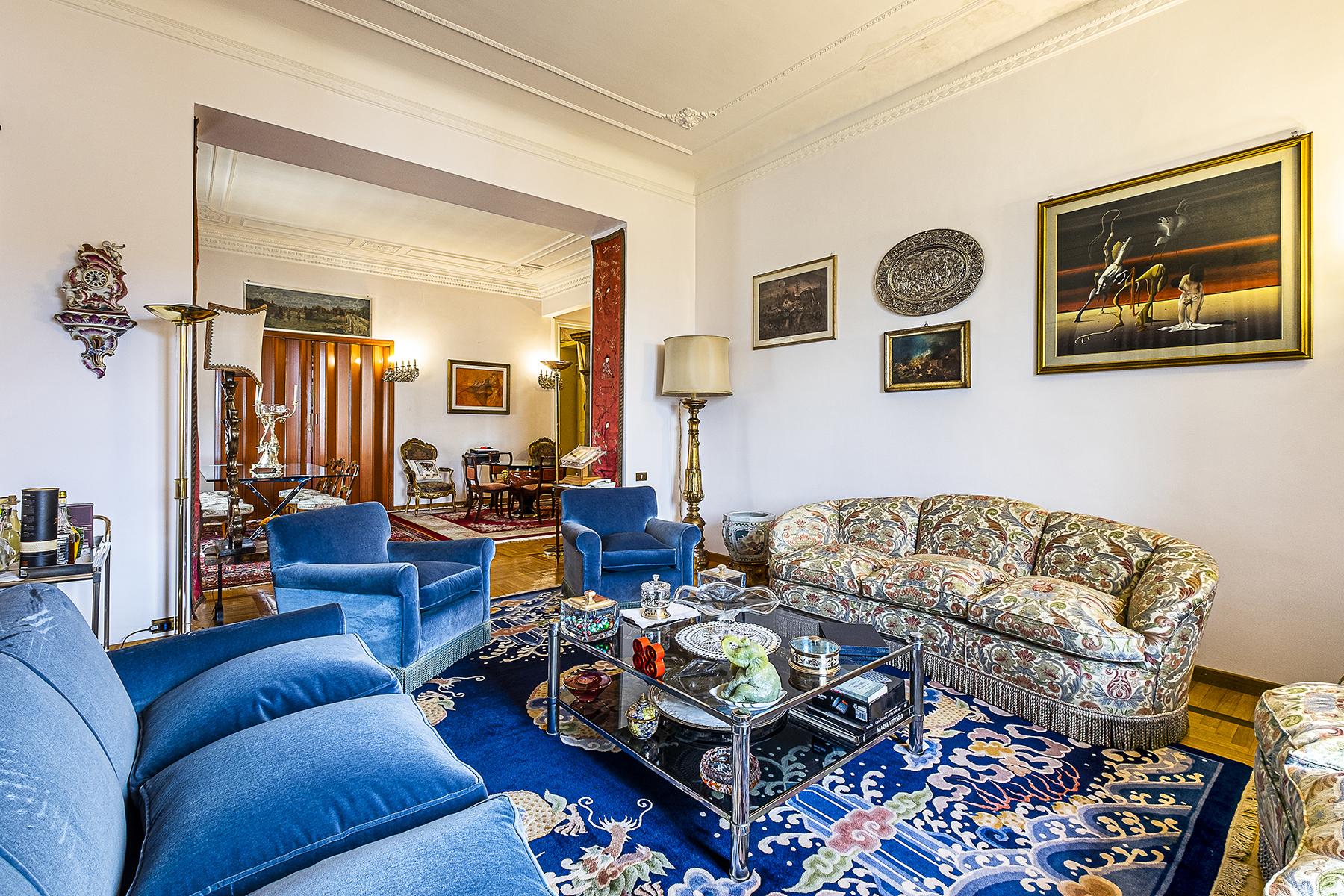 Appartamento in Vendita a Roma: 5 locali, 212 mq - Foto 2