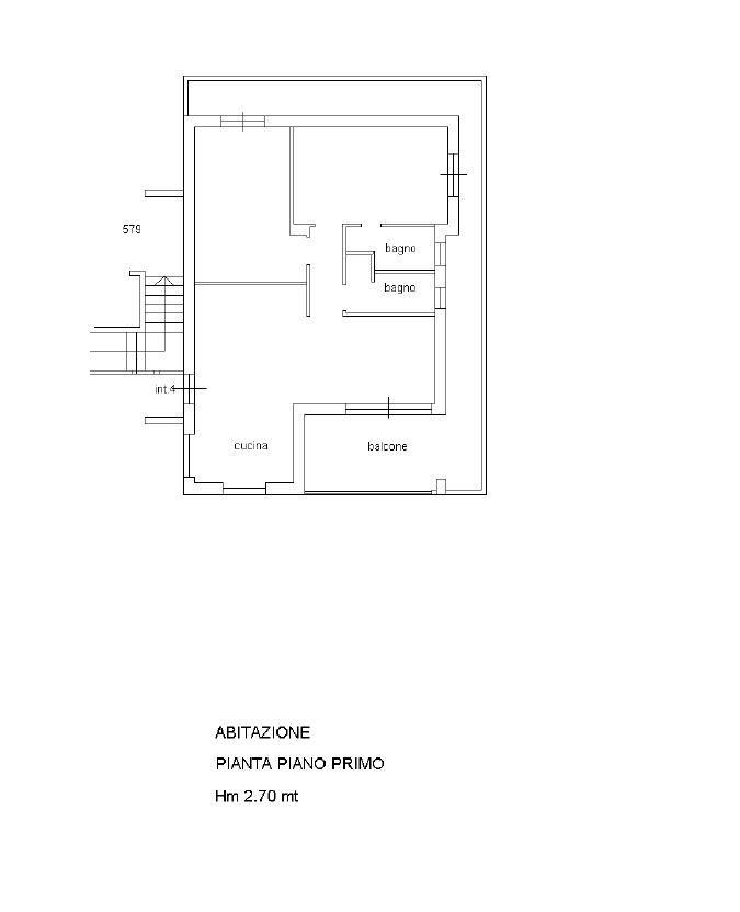 Appartamento in Vendita a Trevignano Romano: 4 locali, 100 mq - Foto 21