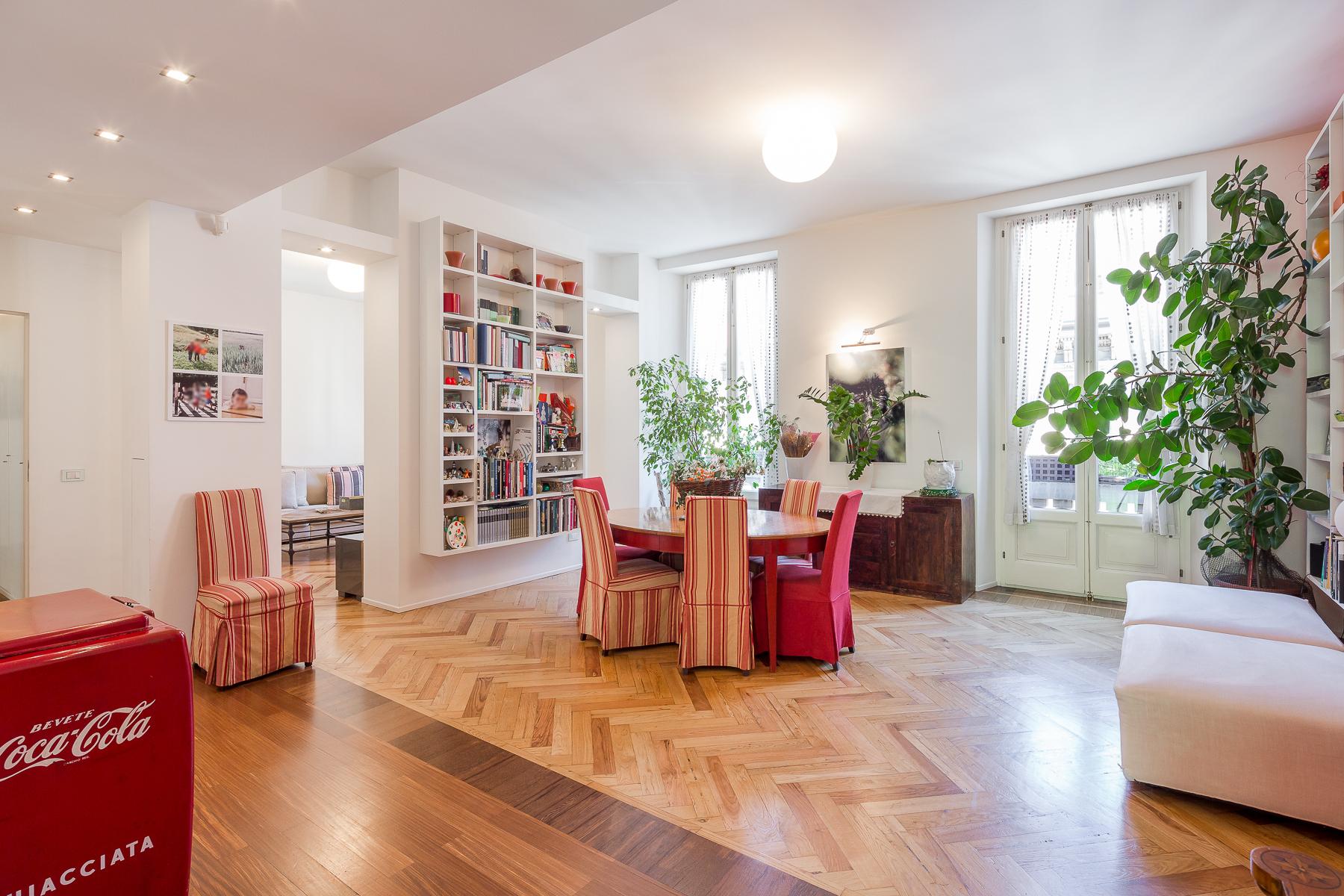 Appartamento in Vendita a Milano corso italia