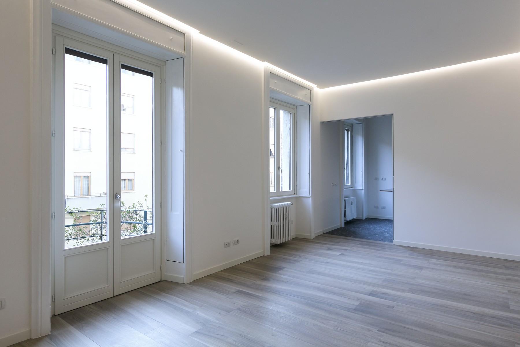 Appartamento in Affitto a Milano via altino