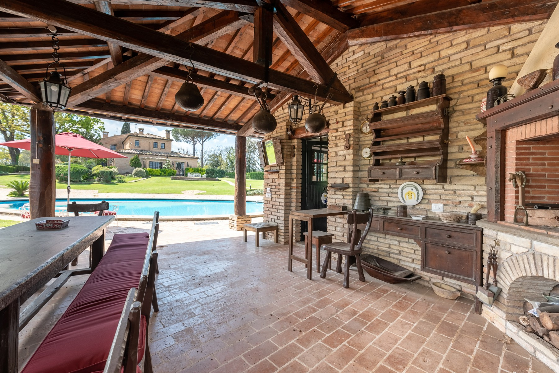Villa in Vendita a Roma: 5 locali, 1820 mq - Foto 13