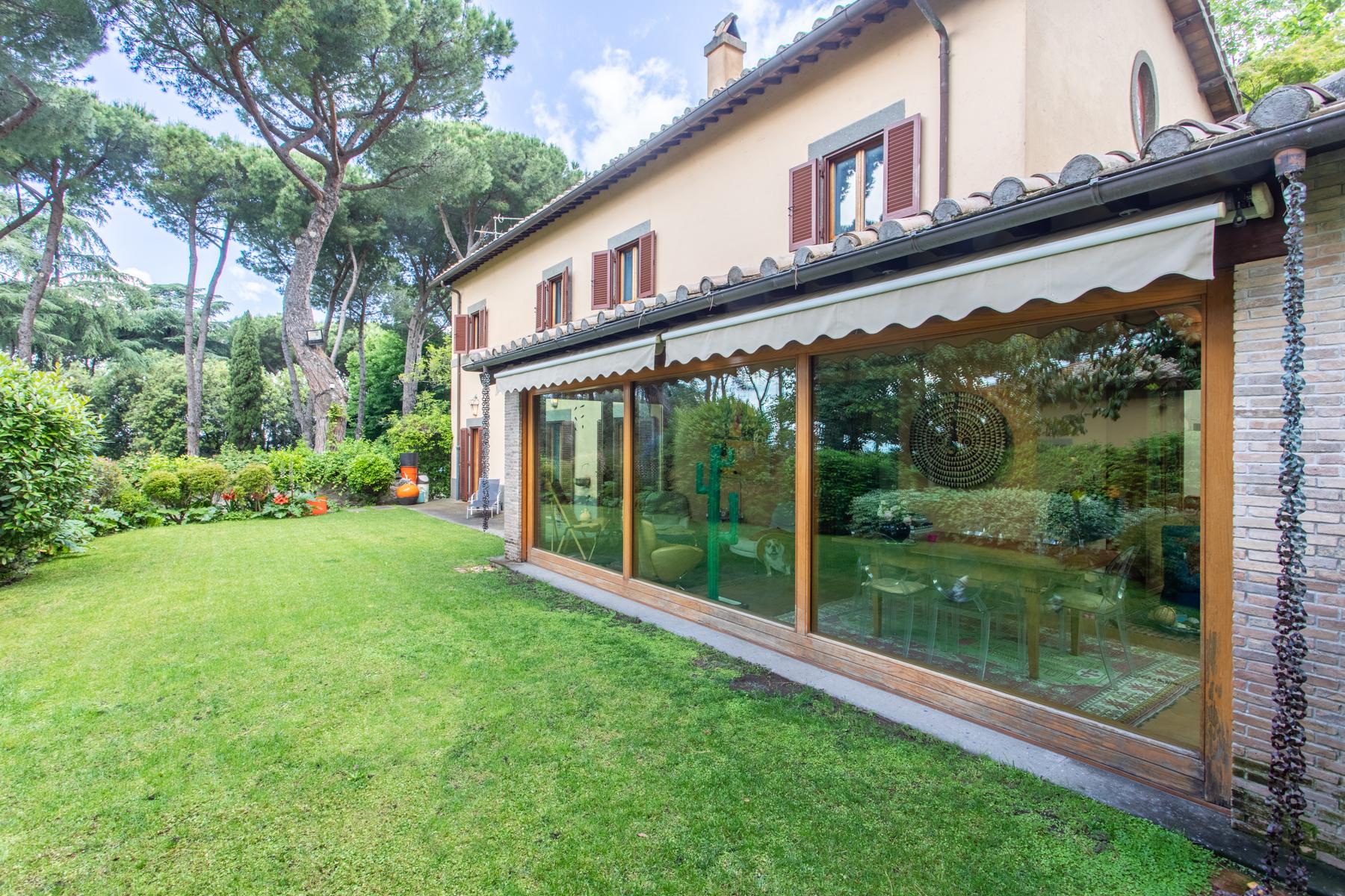 Villa in Vendita a Castel Gandolfo: 5 locali, 400 mq - Foto 3