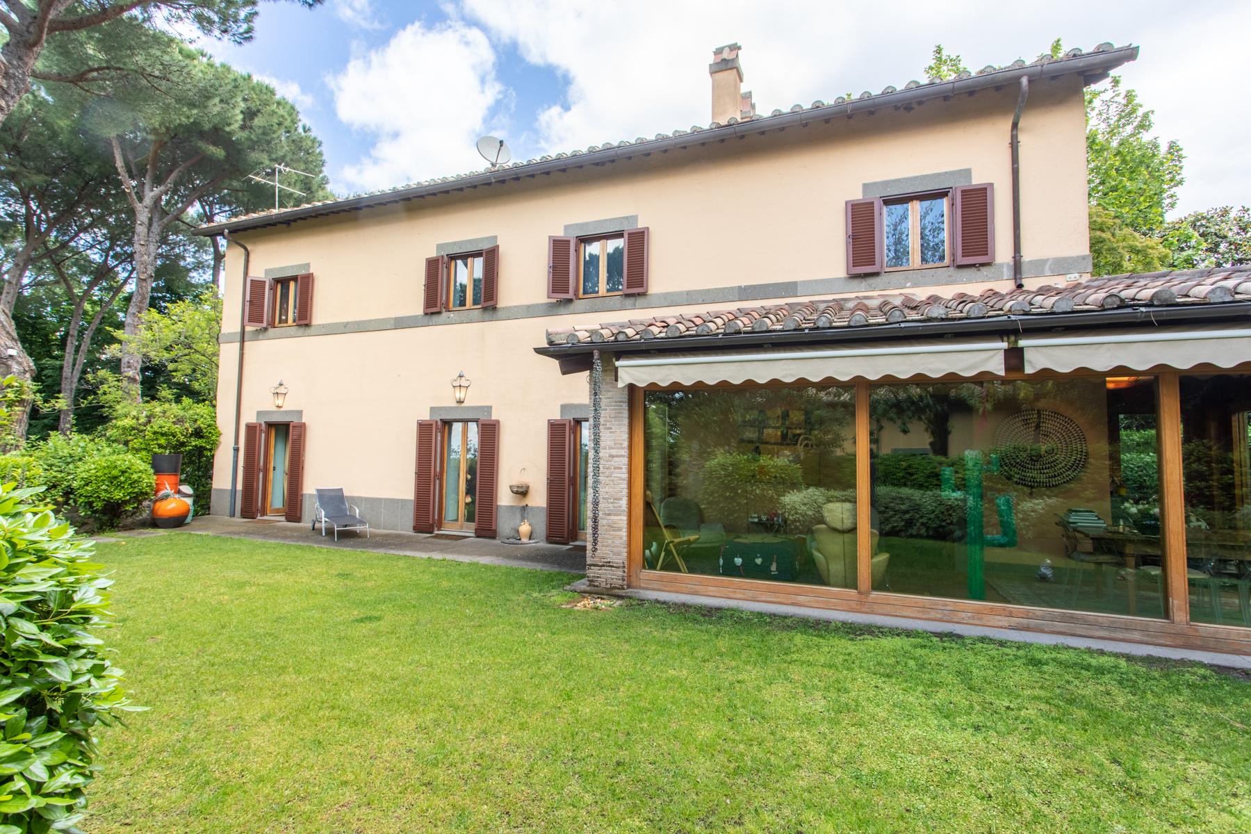 Villa in Vendita a Castel Gandolfo: 5 locali, 400 mq - Foto 23