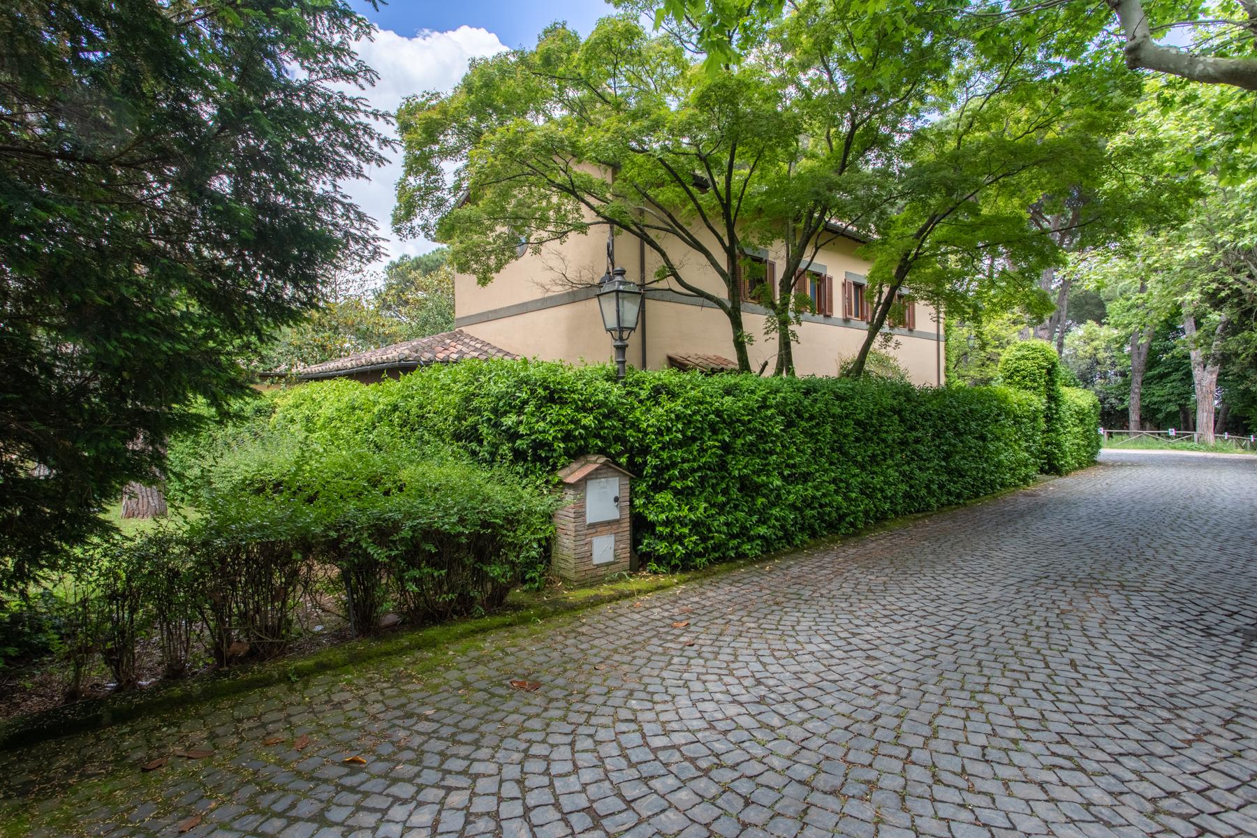 Villa in Vendita a Castel Gandolfo: 5 locali, 400 mq - Foto 29