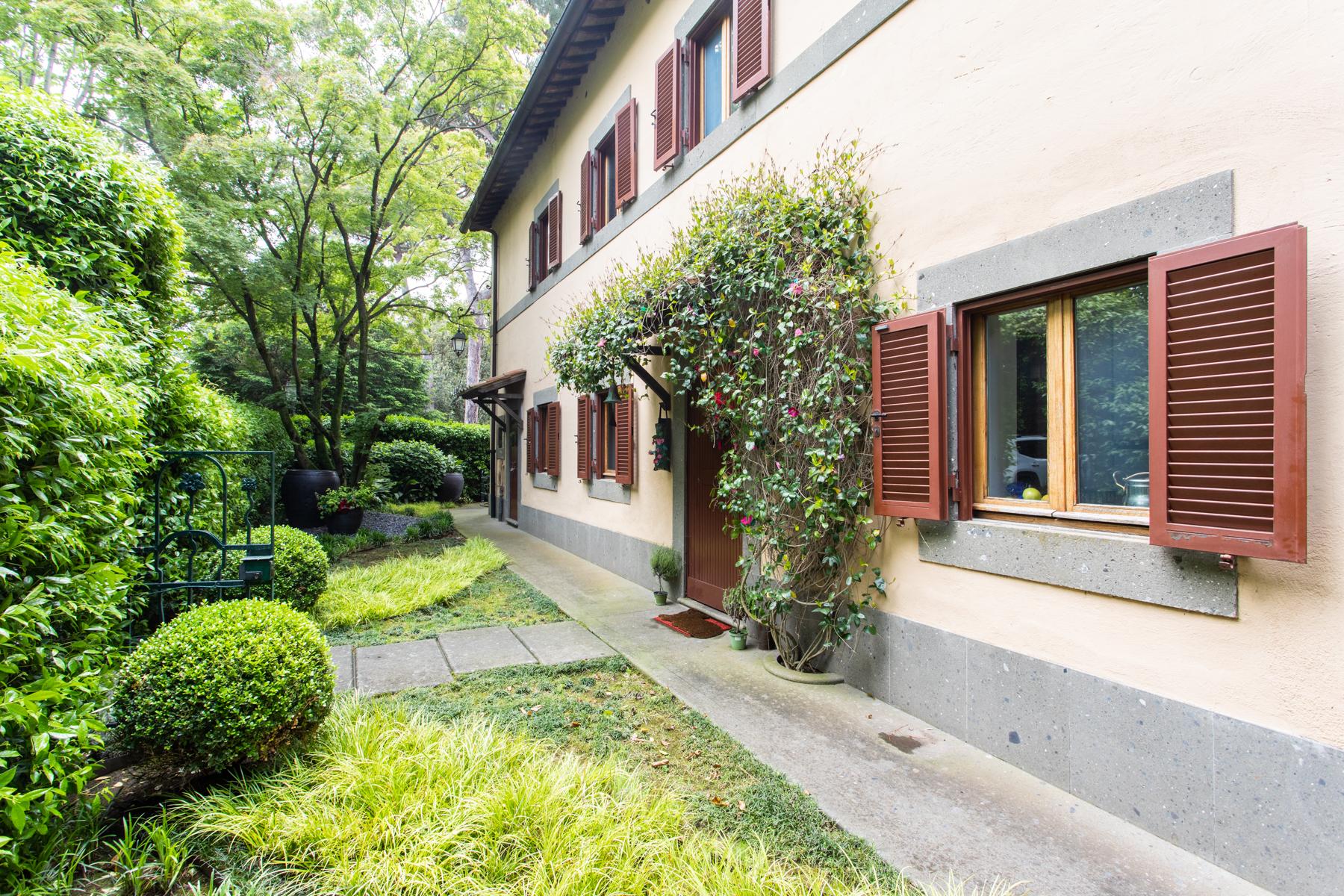 Villa in Vendita a Castel Gandolfo: 5 locali, 400 mq - Foto 4