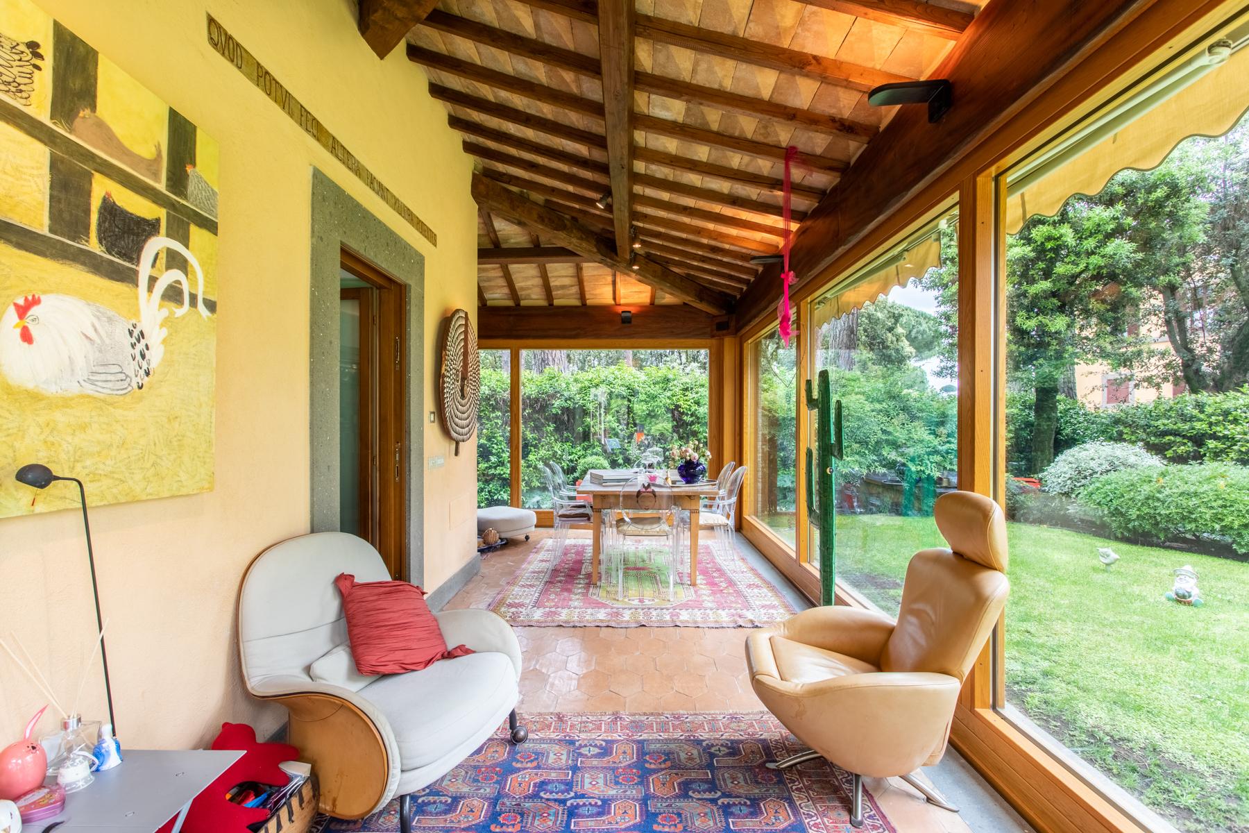 Villa in Vendita a Castel Gandolfo: 5 locali, 400 mq - Foto 22