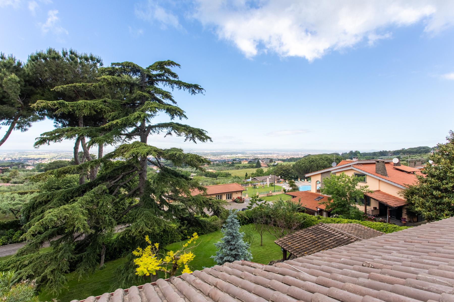 Villa in Vendita a Marino: 5 locali, 350 mq - Foto 20