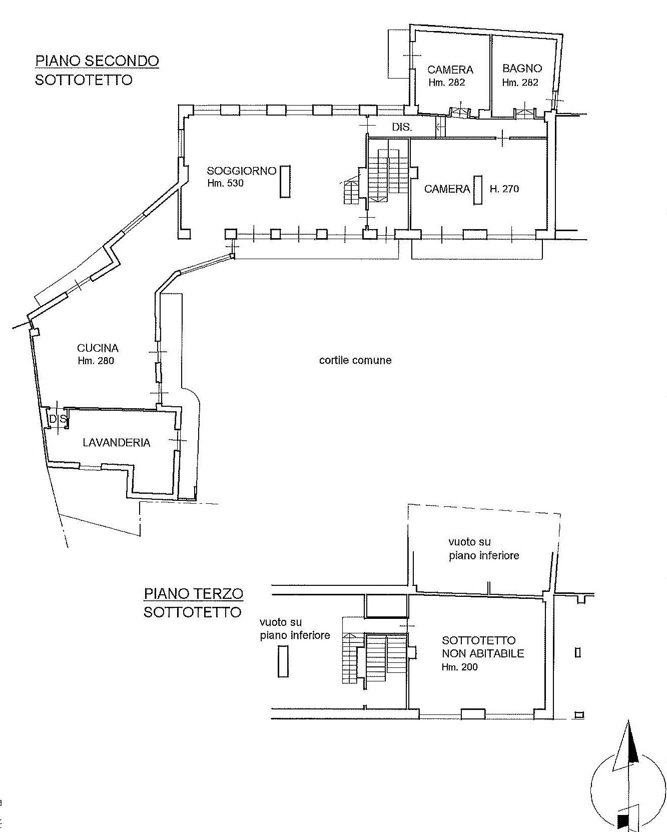 Appartamento in Vendita a Favria: 5 locali, 317 mq - Foto 26