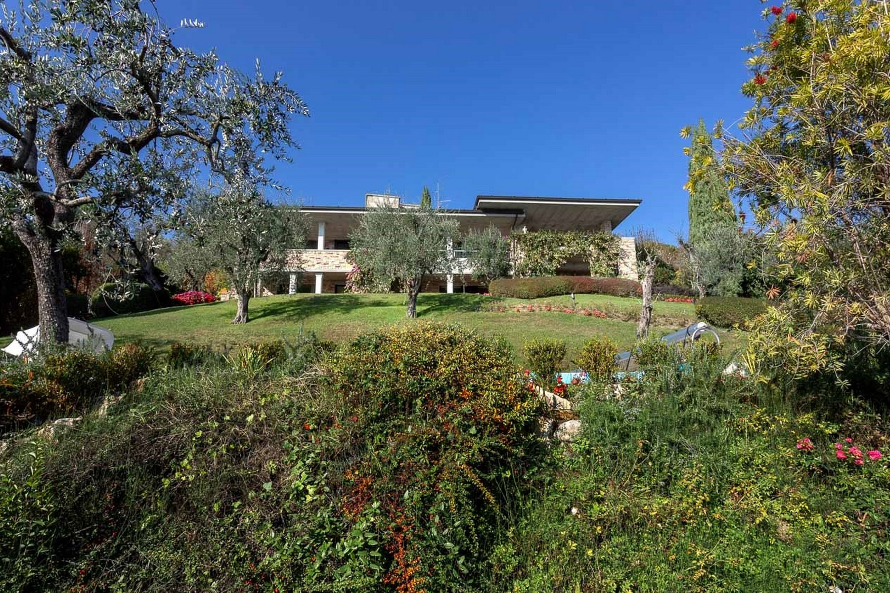 Villa in Vendita a Padenghe Sul Garda: 5 locali, 700 mq - Foto 12