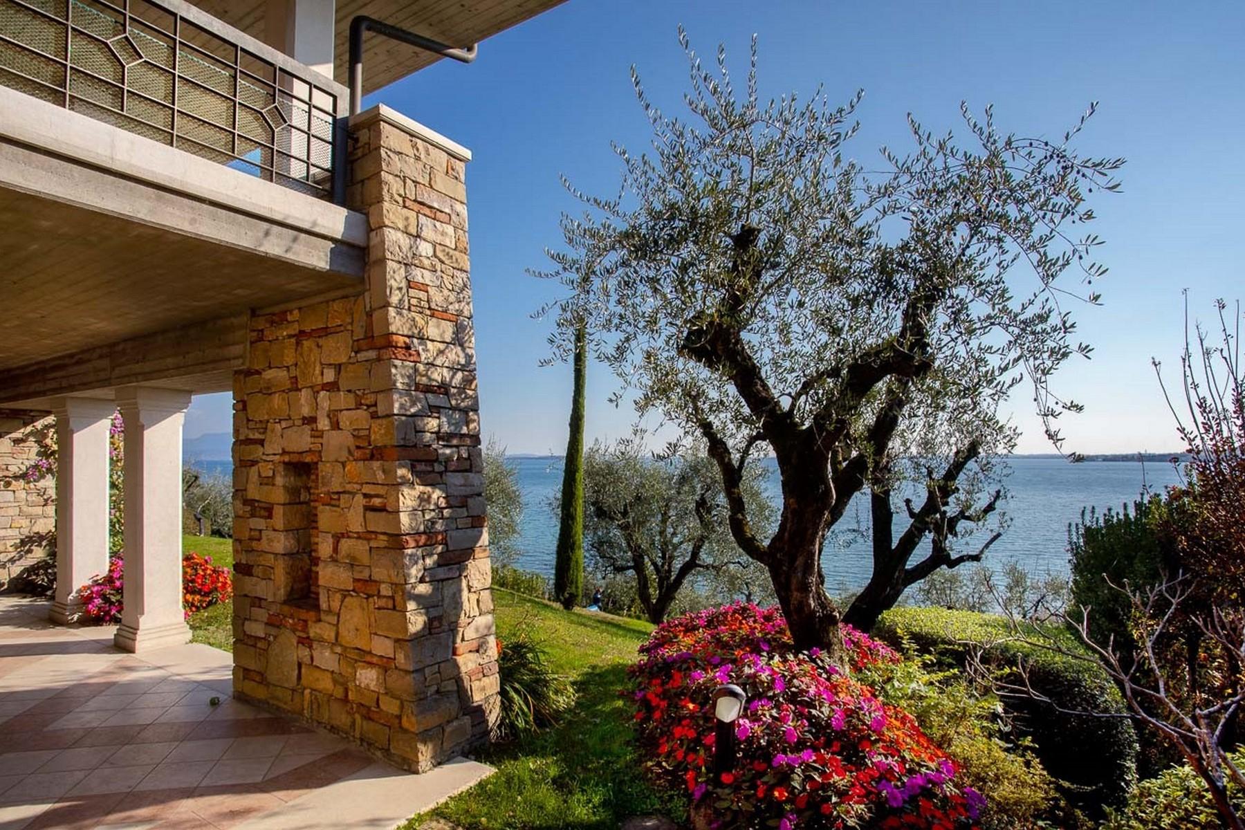 Villa in Vendita a Padenghe Sul Garda: 5 locali, 700 mq - Foto 8