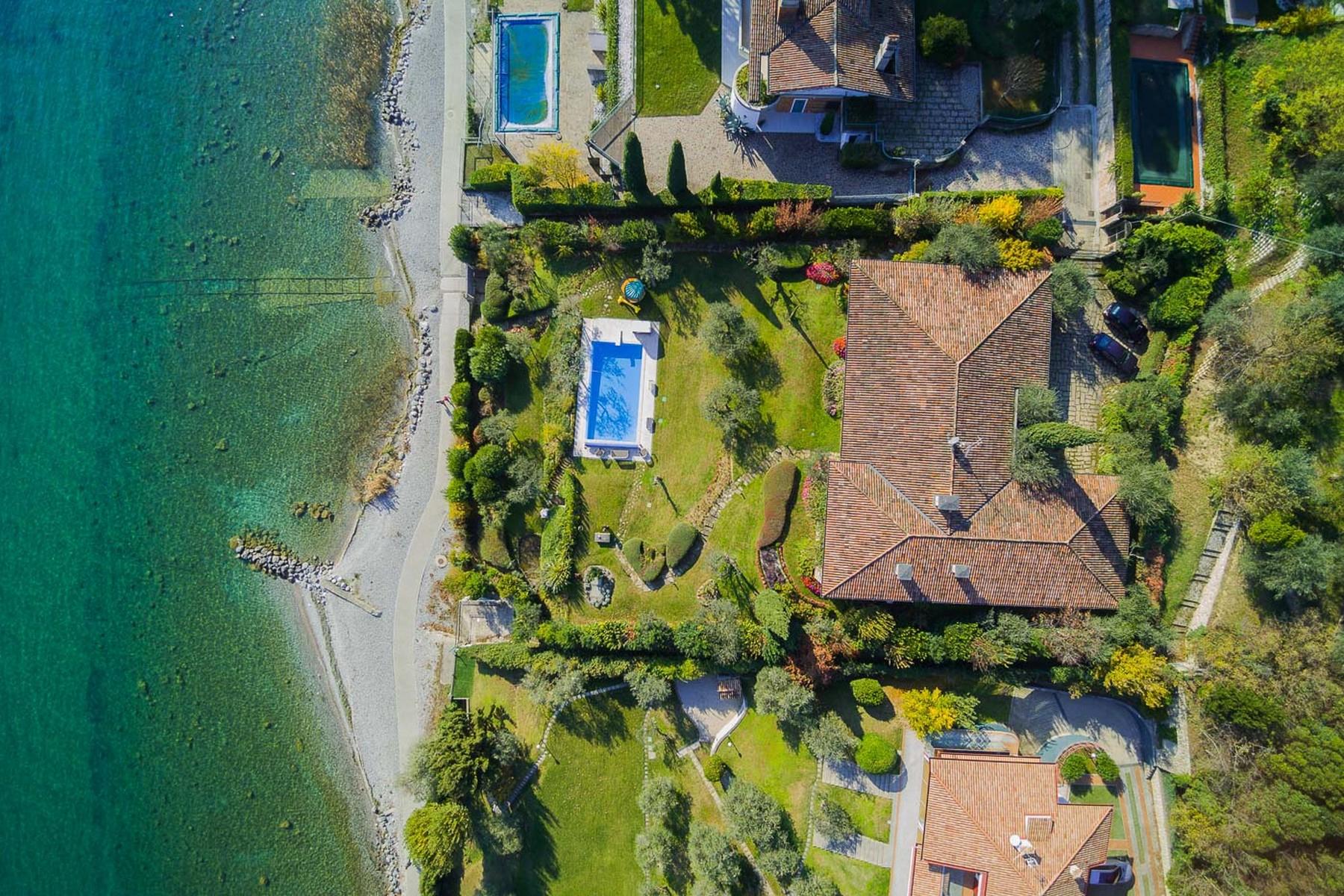 Villa in Vendita a Padenghe Sul Garda: 5 locali, 700 mq - Foto 2