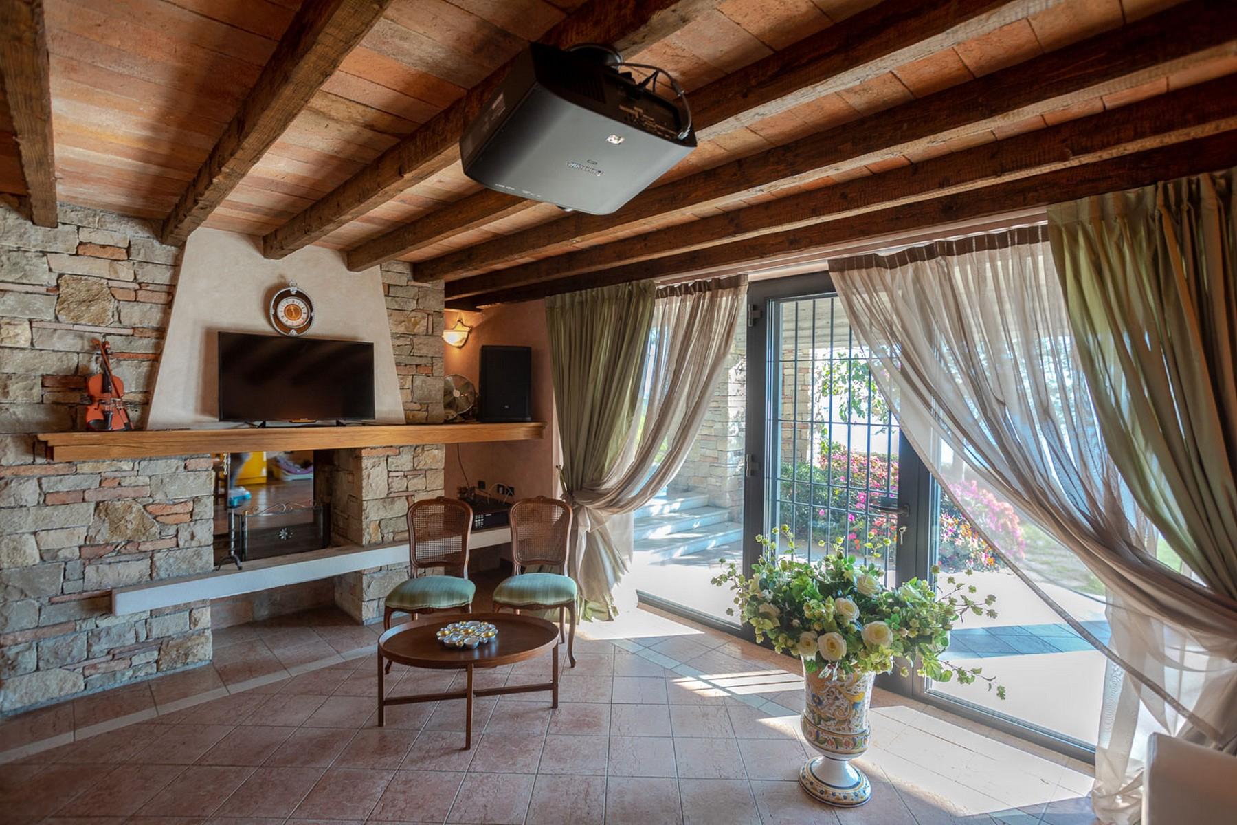 Villa in Vendita a Padenghe Sul Garda: 5 locali, 700 mq - Foto 11