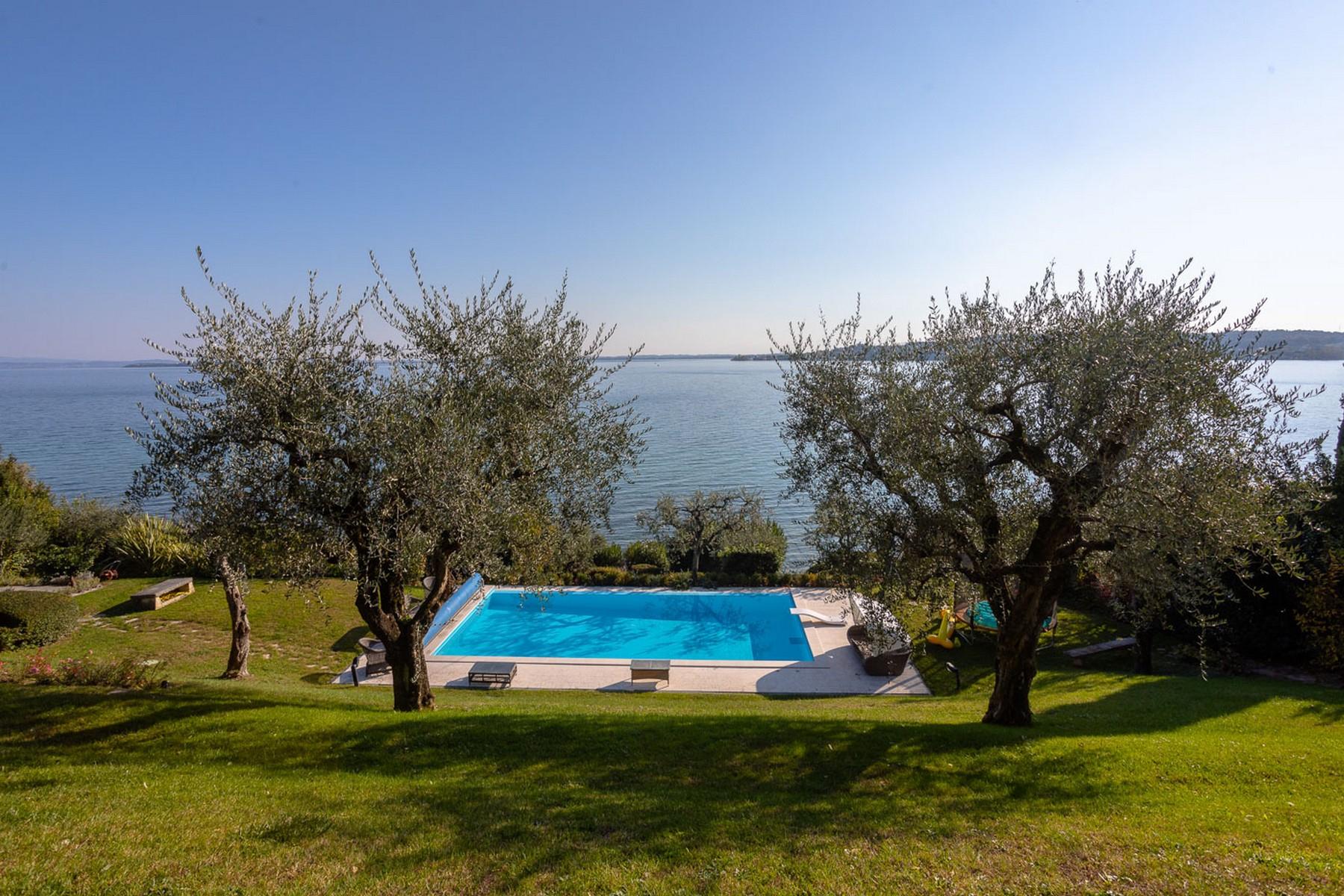 Villa in Vendita a Padenghe Sul Garda: 5 locali, 700 mq - Foto 16