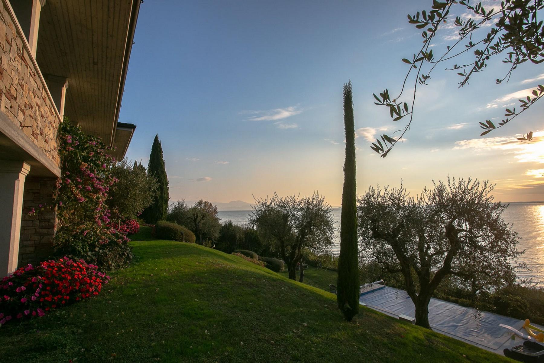 Villa in Vendita a Padenghe Sul Garda: 5 locali, 700 mq - Foto 18