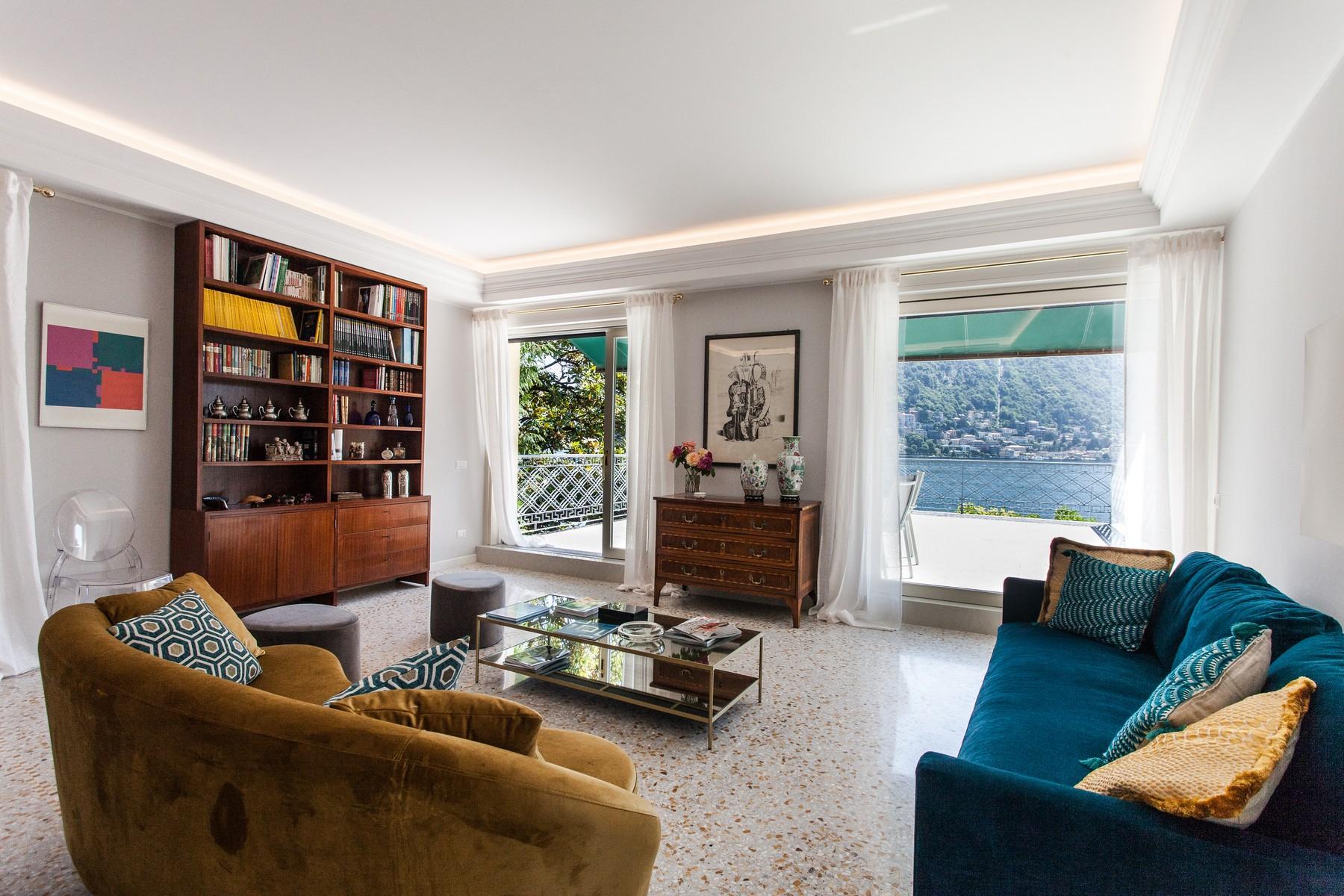 Appartamento in Affitto a Como via cantoni