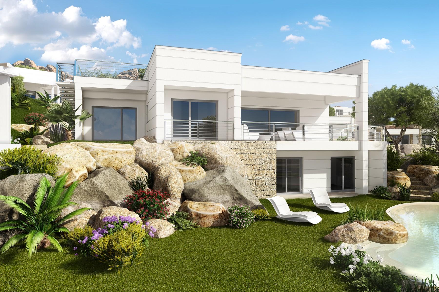 Villa in Vendita a Arzachena: 4 locali, 211 mq - Foto 2