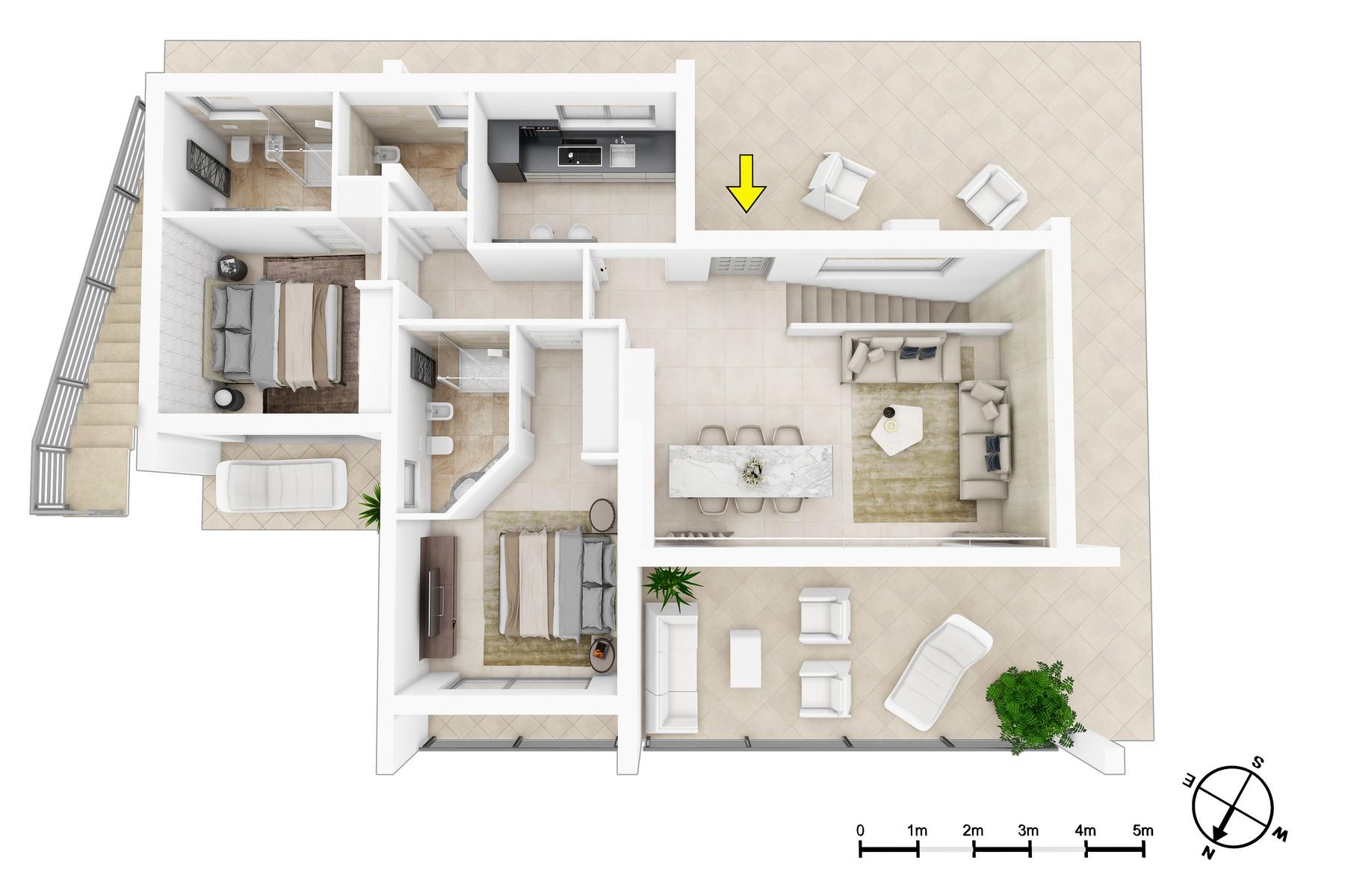 Villa in Vendita a Arzachena: 4 locali, 211 mq - Foto 27