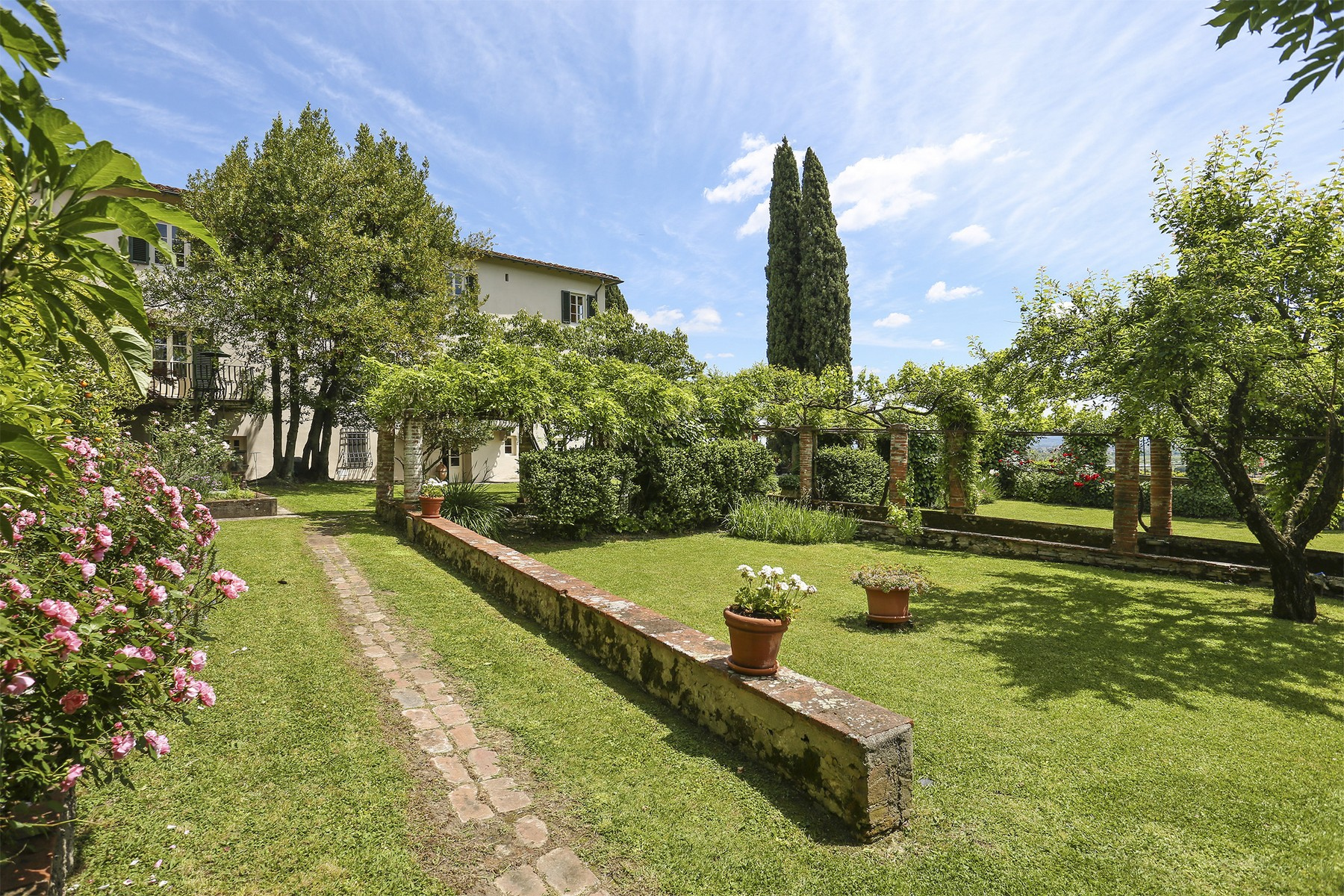 Villa in Vendita a Lucca: 5 locali, 735 mq - Foto 29