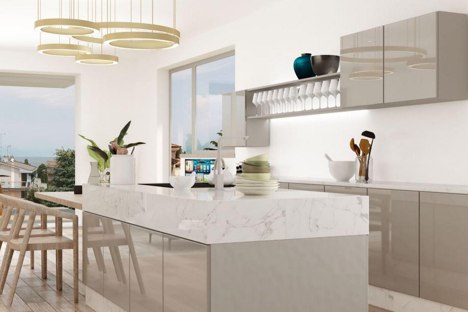 Appartamento in Vendita a Desenzano Del Garda: 5 locali, 204 mq