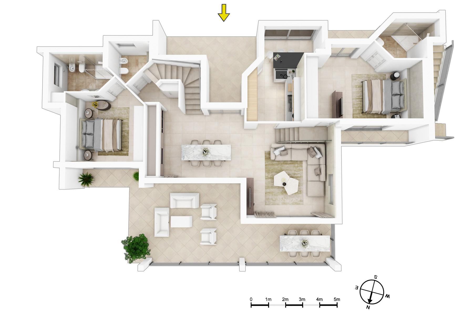 Villa in Vendita a Arzachena: 5 locali, 316 mq - Foto 16