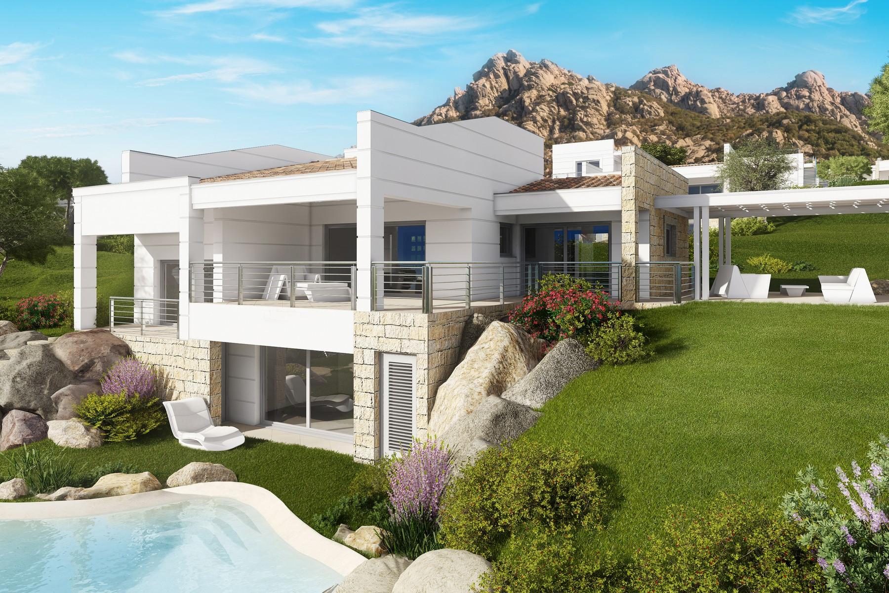 Villa in Vendita a Arzachena: 3 locali, 262 mq