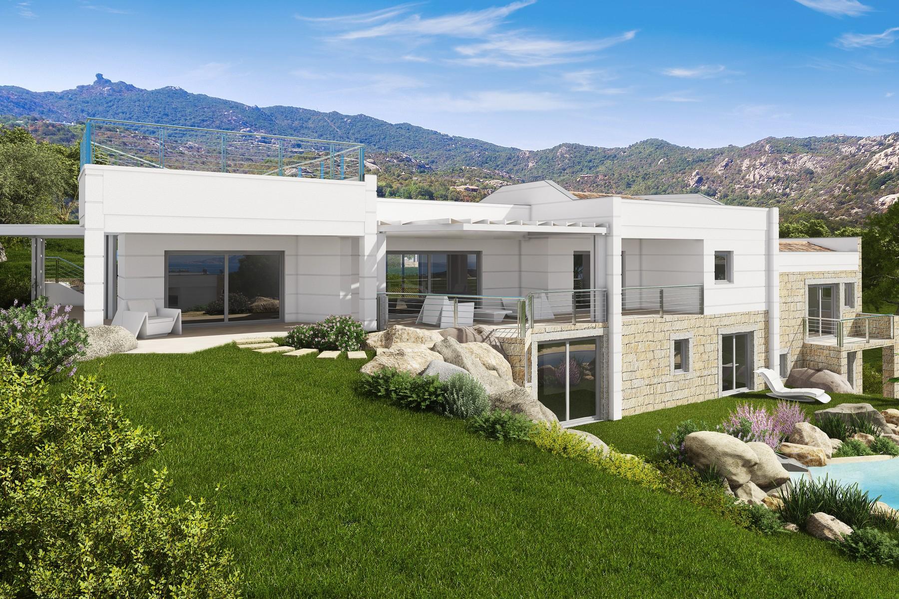 Villa in Vendita a Arzachena: 5 locali, 392 mq