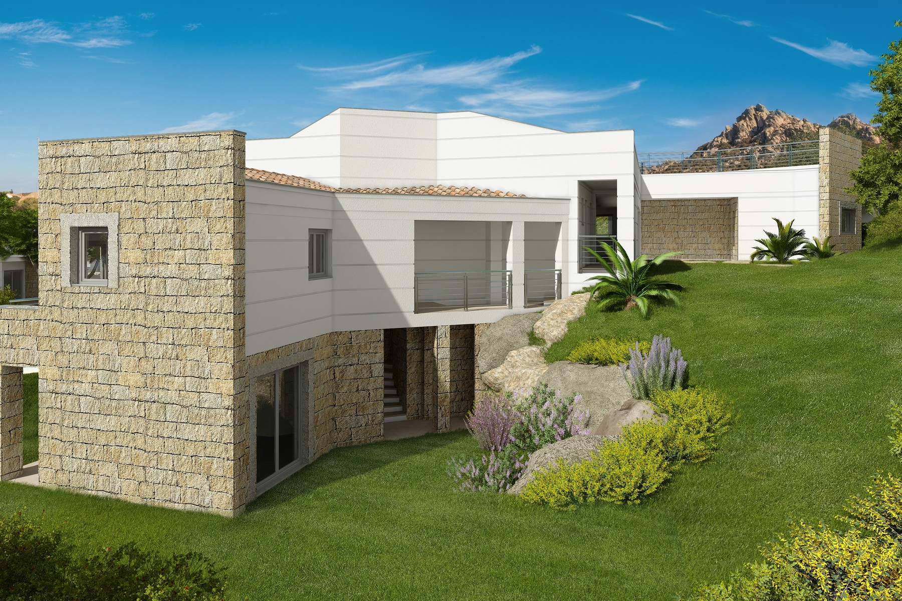Villa in Vendita a Arzachena: 5 locali, 392 mq - Foto 14