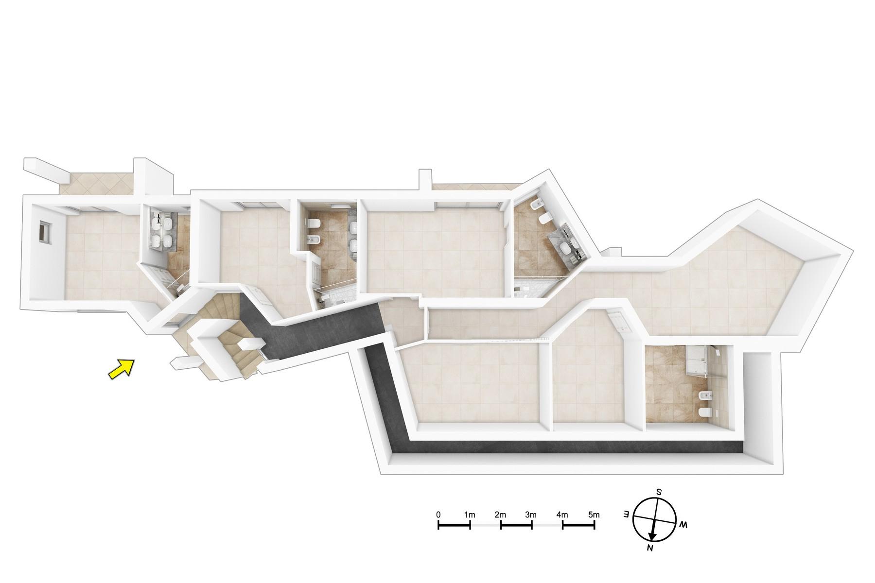 Villa in Vendita a Arzachena: 5 locali, 392 mq - Foto 17