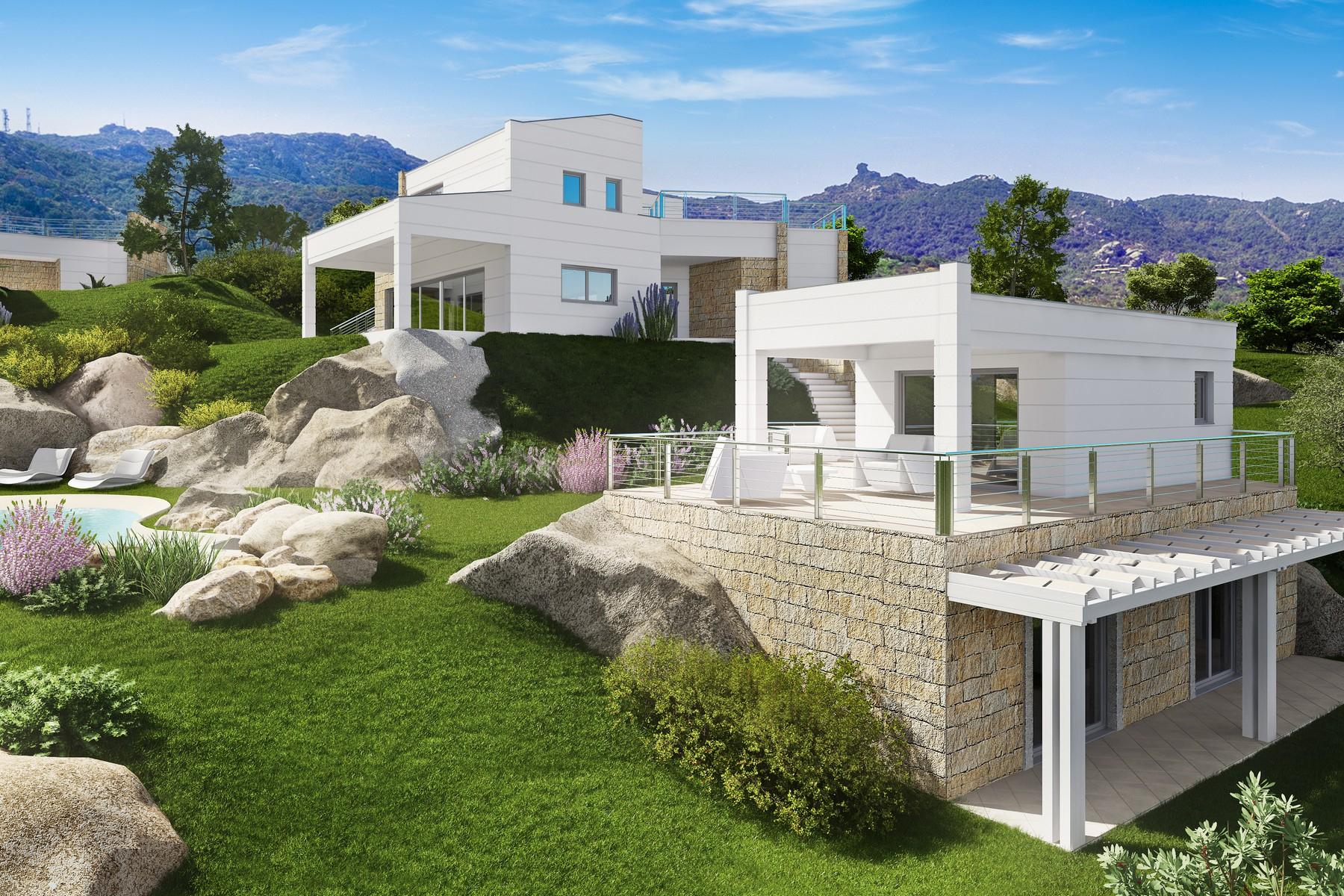 Villa in Vendita a Arzachena: 5 locali, 359 mq