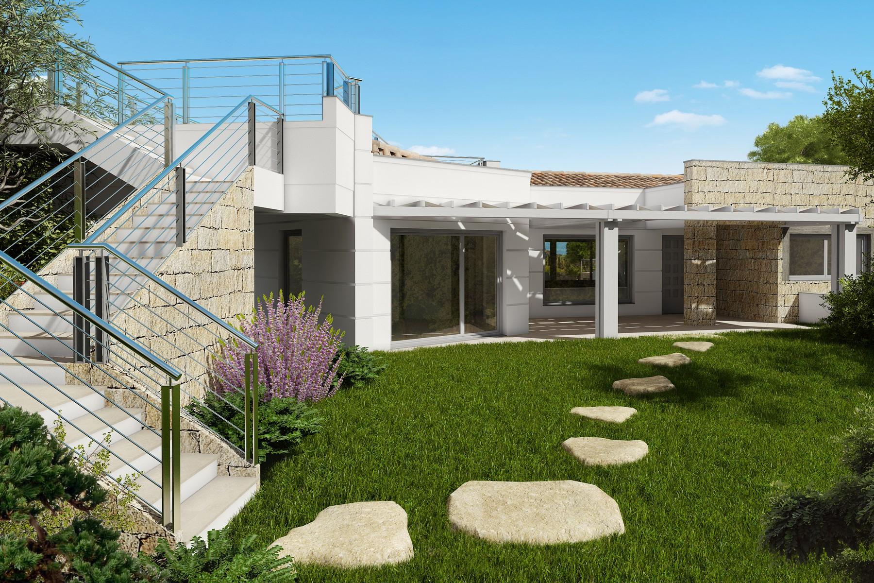 Villa in Vendita a Arzachena: 5 locali, 283 mq - Foto 14