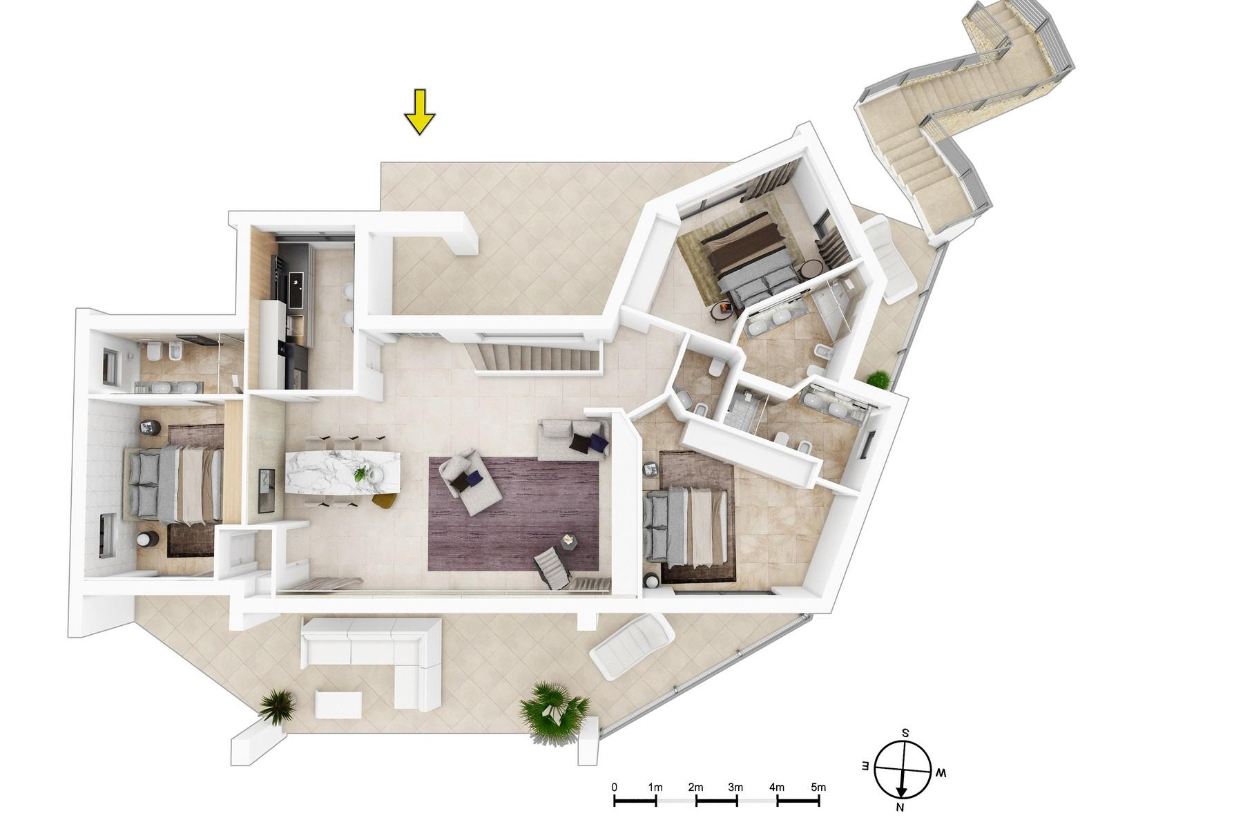 Villa in Vendita a Arzachena: 5 locali, 283 mq - Foto 15