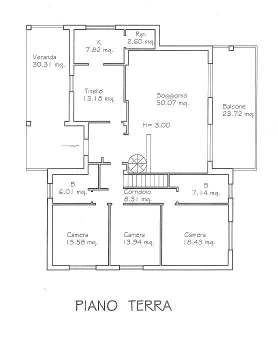 Villa in Vendita a Marino: 5 locali, 350 mq - Foto 25
