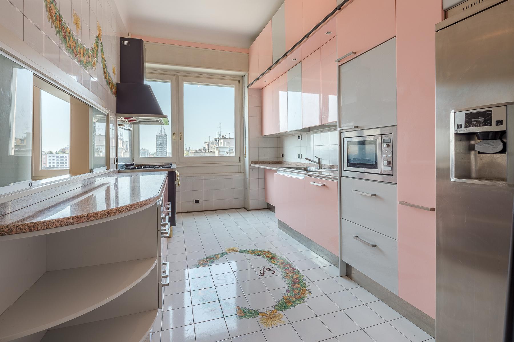 Appartamento in Vendita a Milano: 5 locali, 340 mq - Foto 11