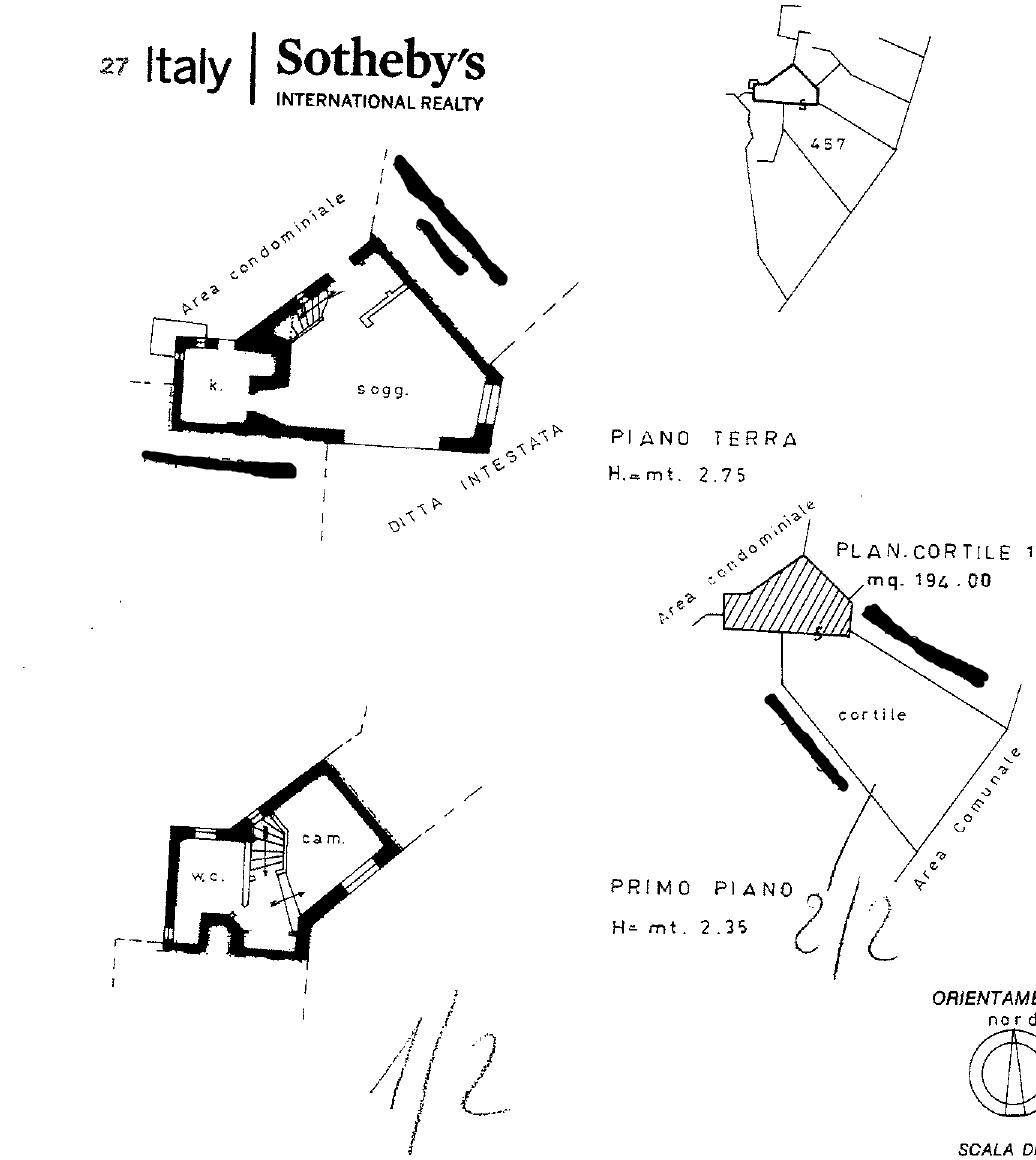 Appartamento in Vendita a Arzachena: 5 locali, 164 mq - Foto 16