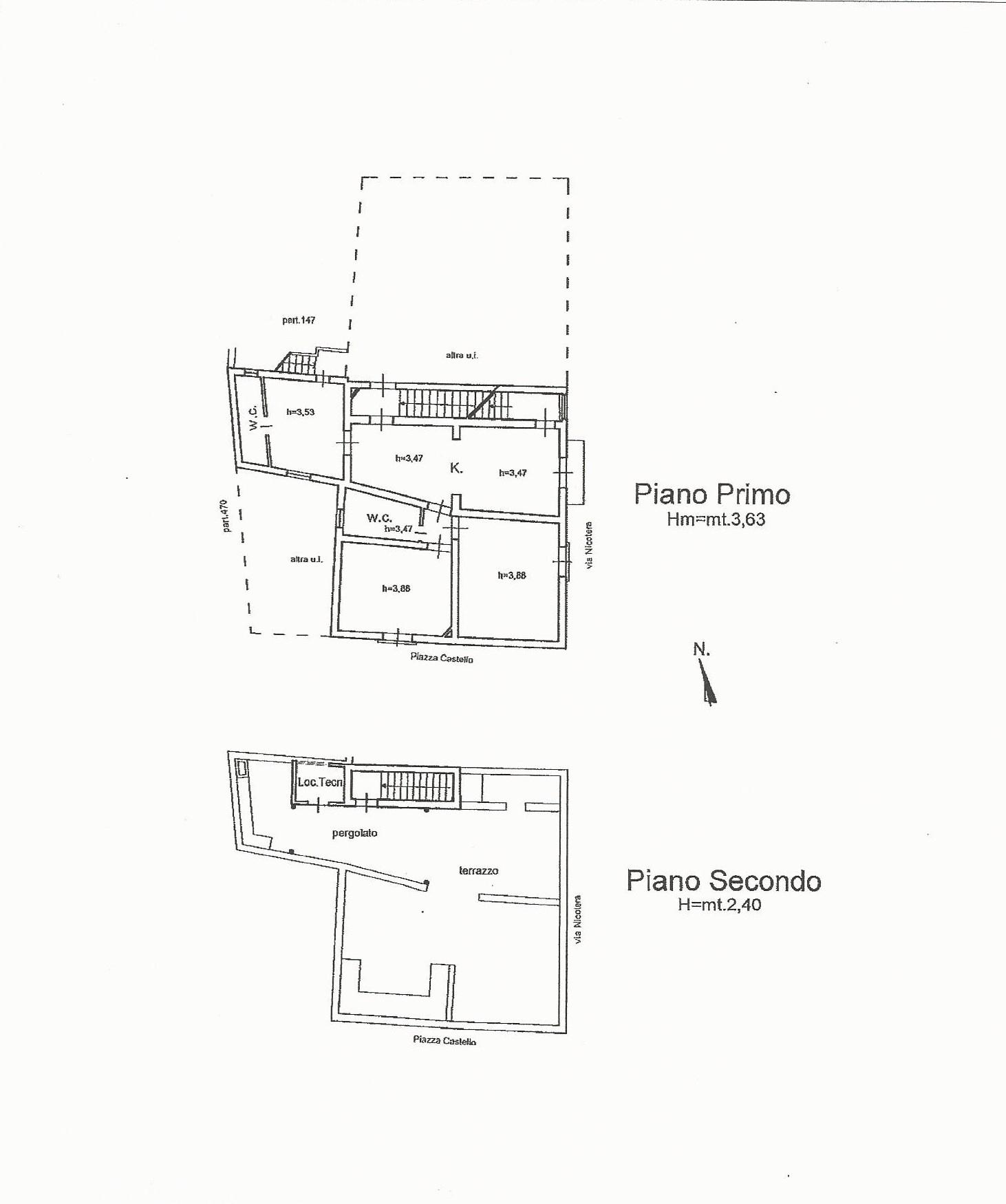 Appartamento in Vendita a Favignana: 4 locali, 130 mq - Foto 22