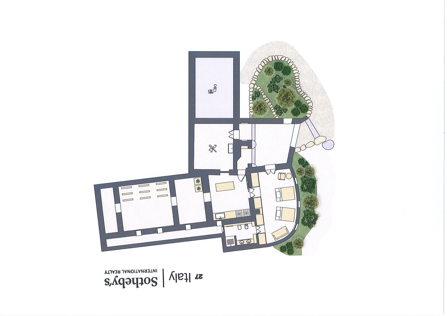 Villa in Vendita a Olbia: 5 locali, 945 mq - Foto 29